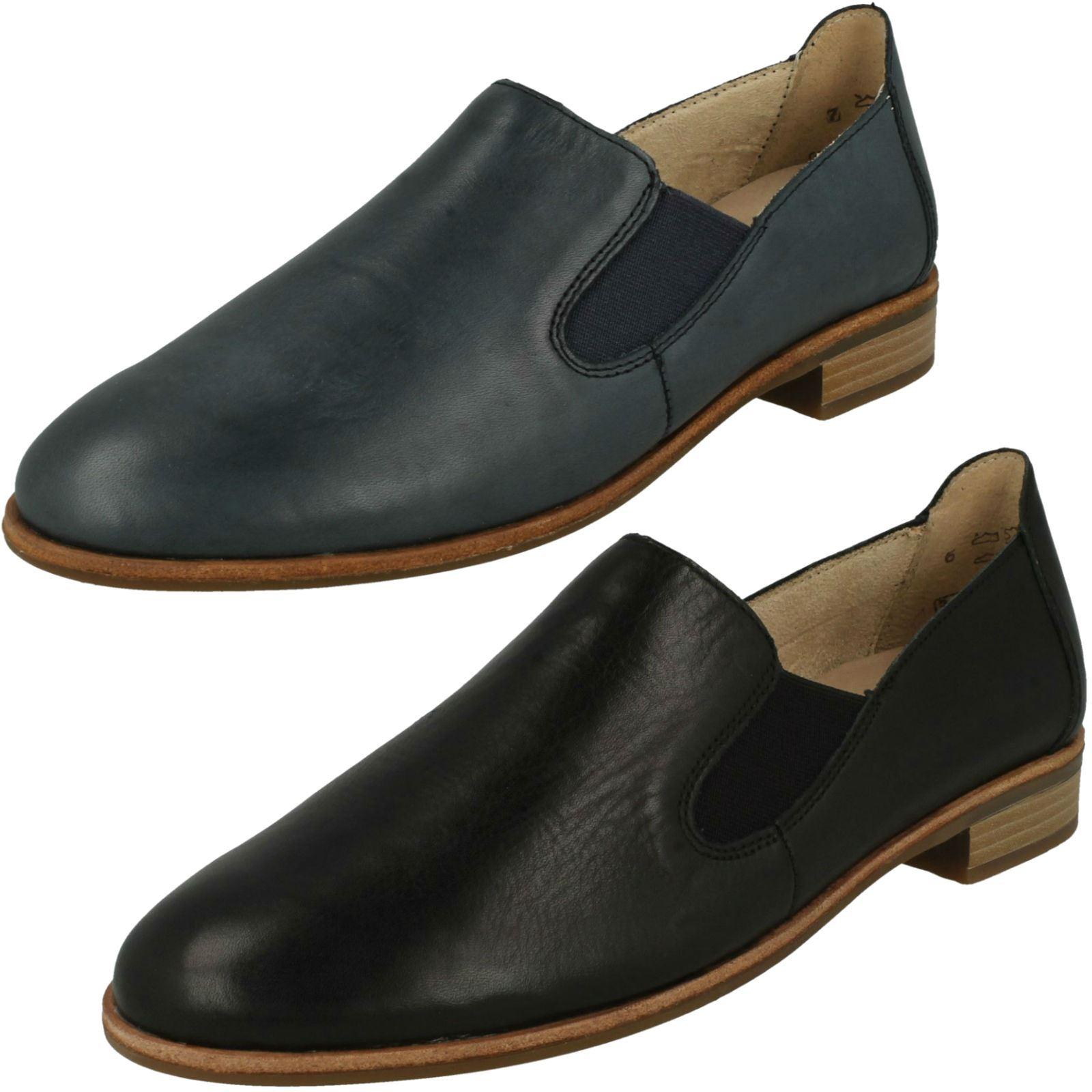 Details zu Remonte soft Damen Schuhe Halbschuh Slipper Trotteur Pumps R2800 22 braun Leder