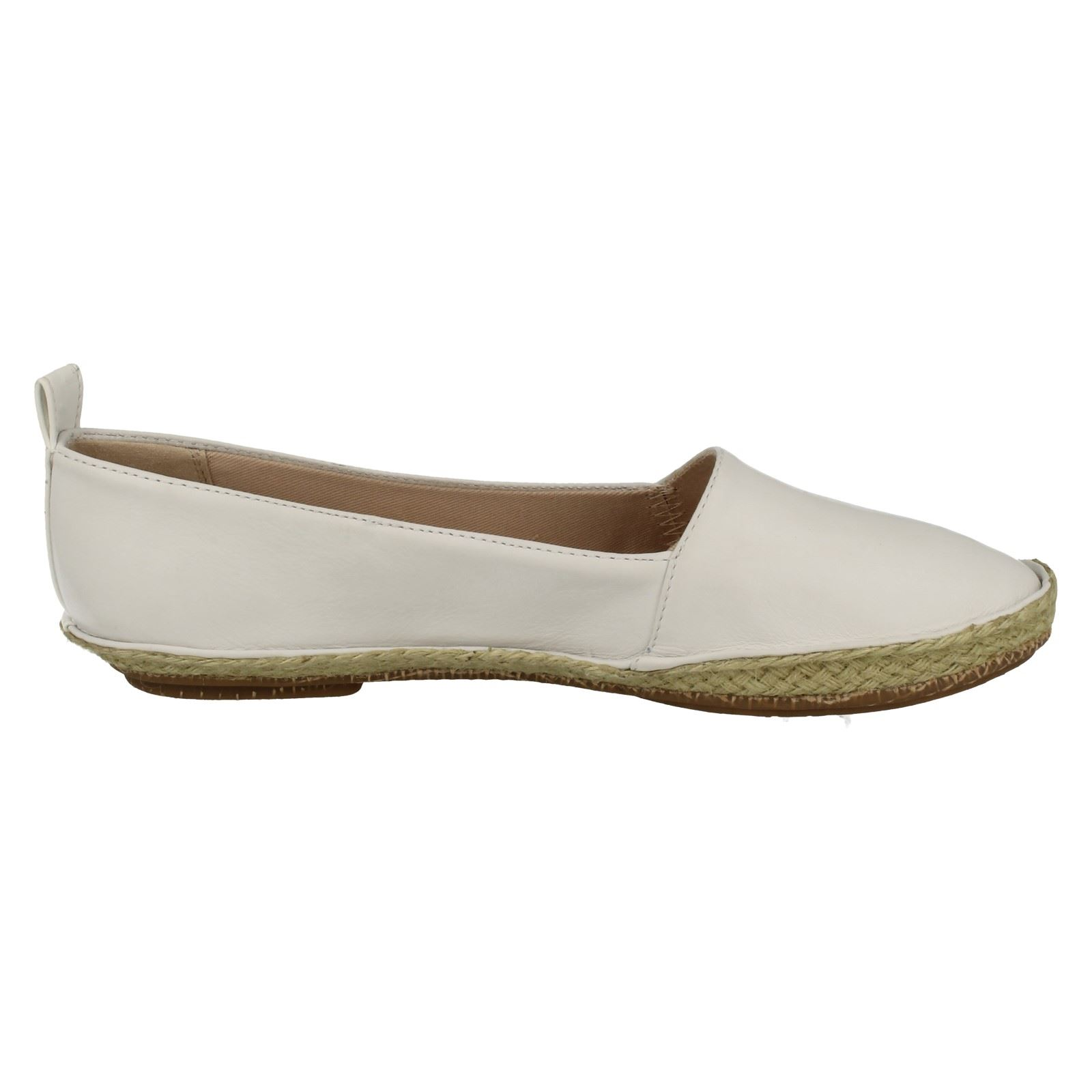 Ladies-Clarks-Casual-Flat-Slip-On-Shoes-039-