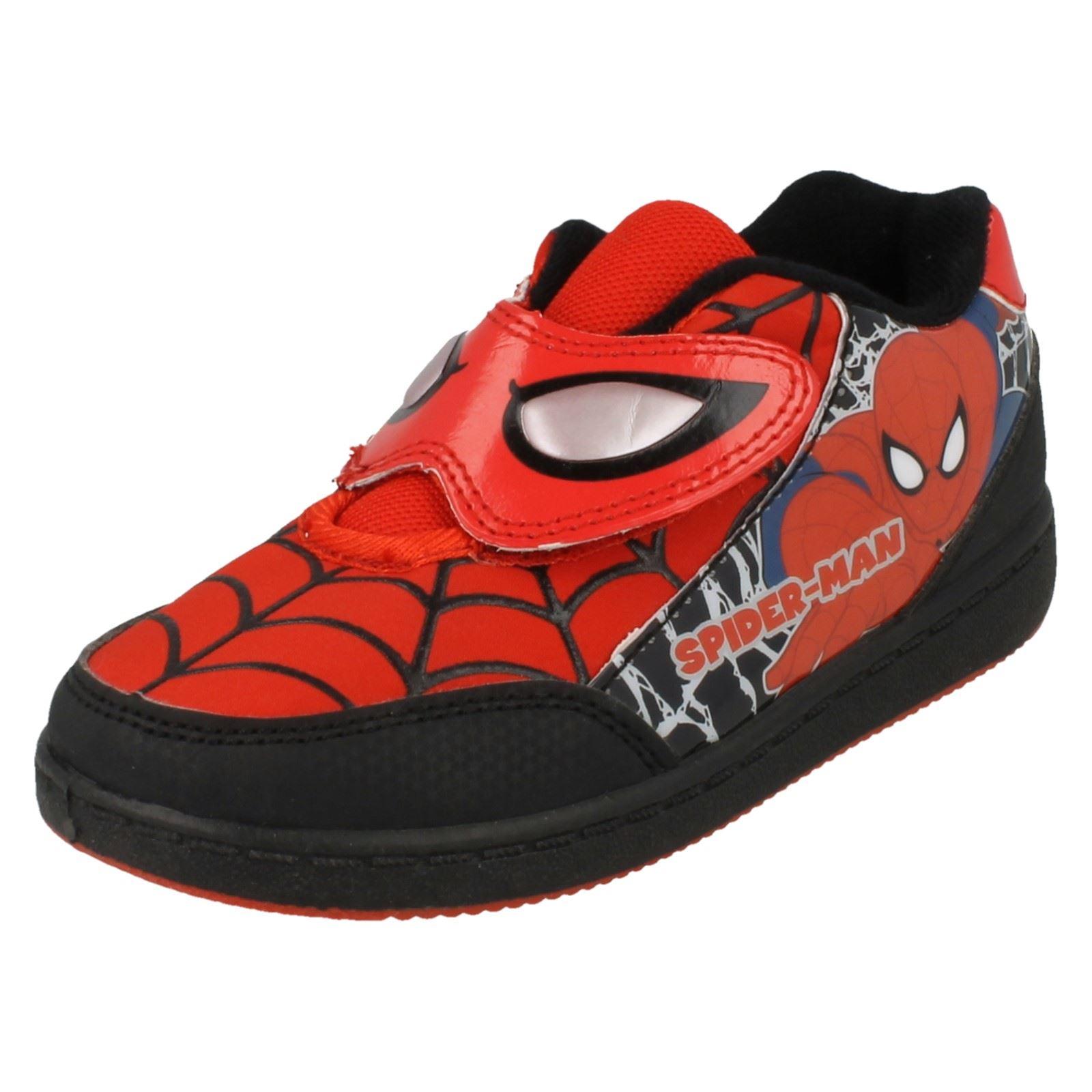 Chicos Marvel Spiderman entrenador Delancy