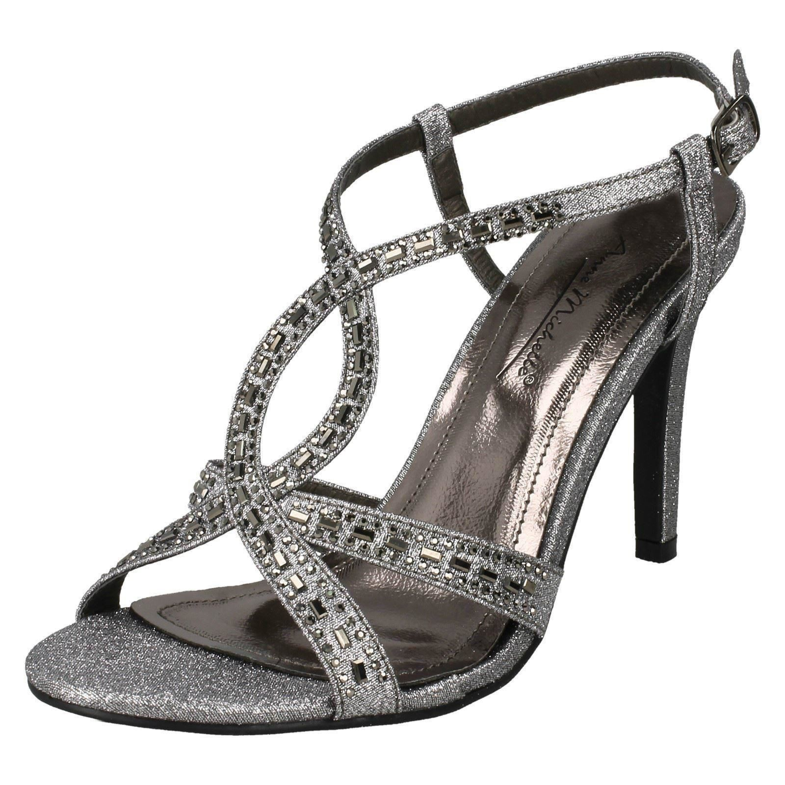e2aa1d869588 Anne-Michelle-Ladies-Jewelled-Strappy-Sandals thumbnail 21