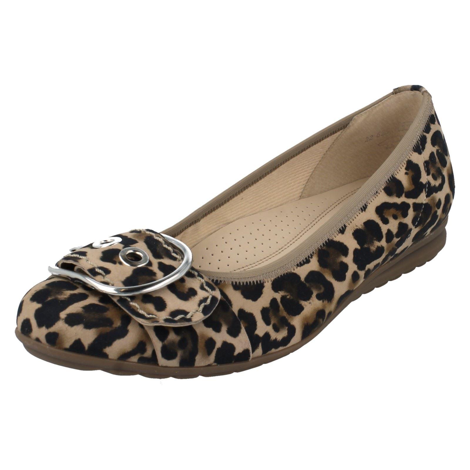 22625 FEMMES GABOR BALLERINES Chaussures plates, ballerines