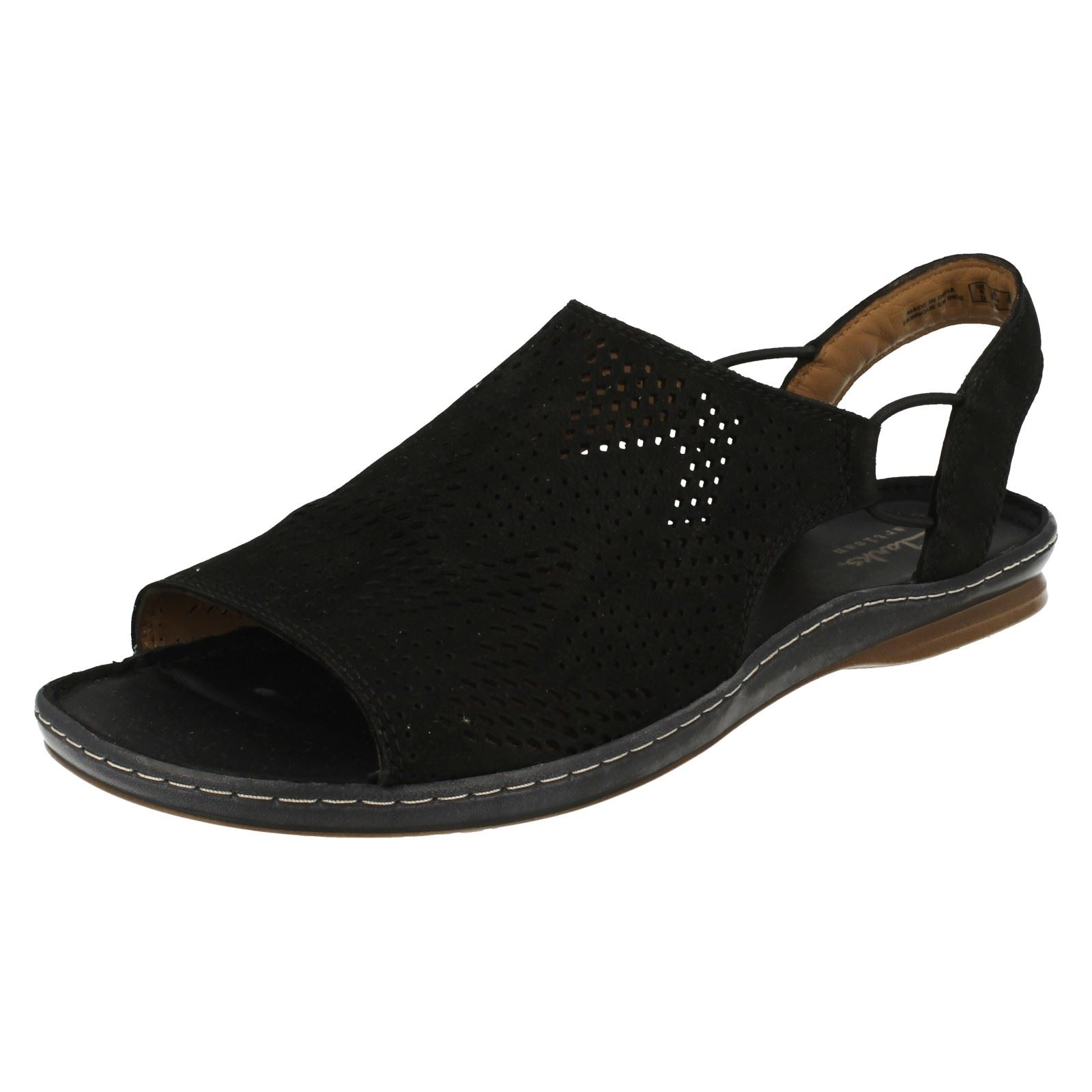 Men's/Women's Ladies Clarks Slip On Flat Sandals Sarla Diverse Cadence Diverse Sarla new design At a lower price Maintenance capability RB92 02b05e