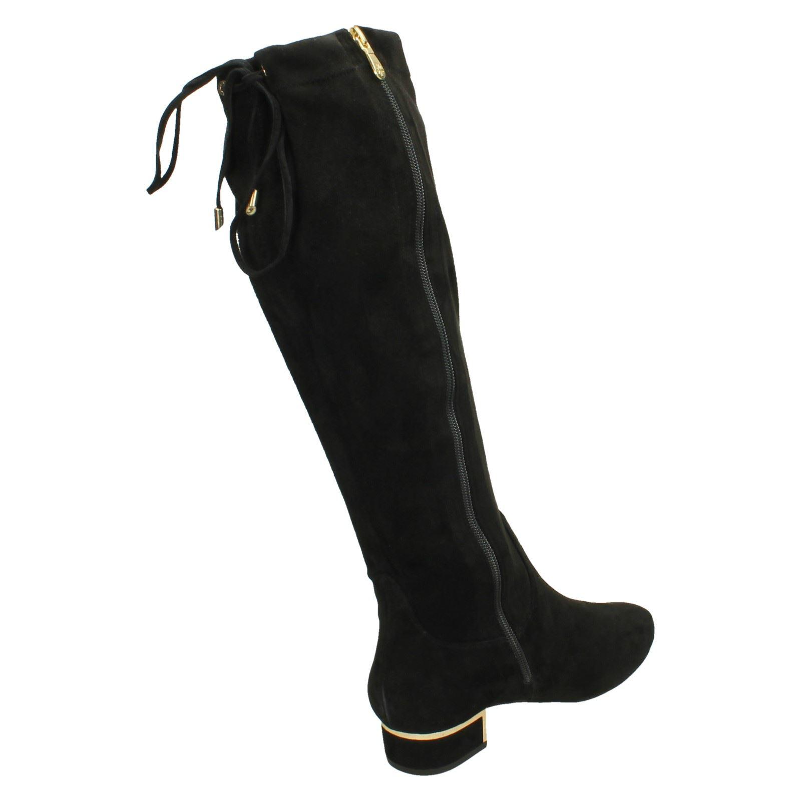 Ladies Elegant Van Dal Knee High Boot