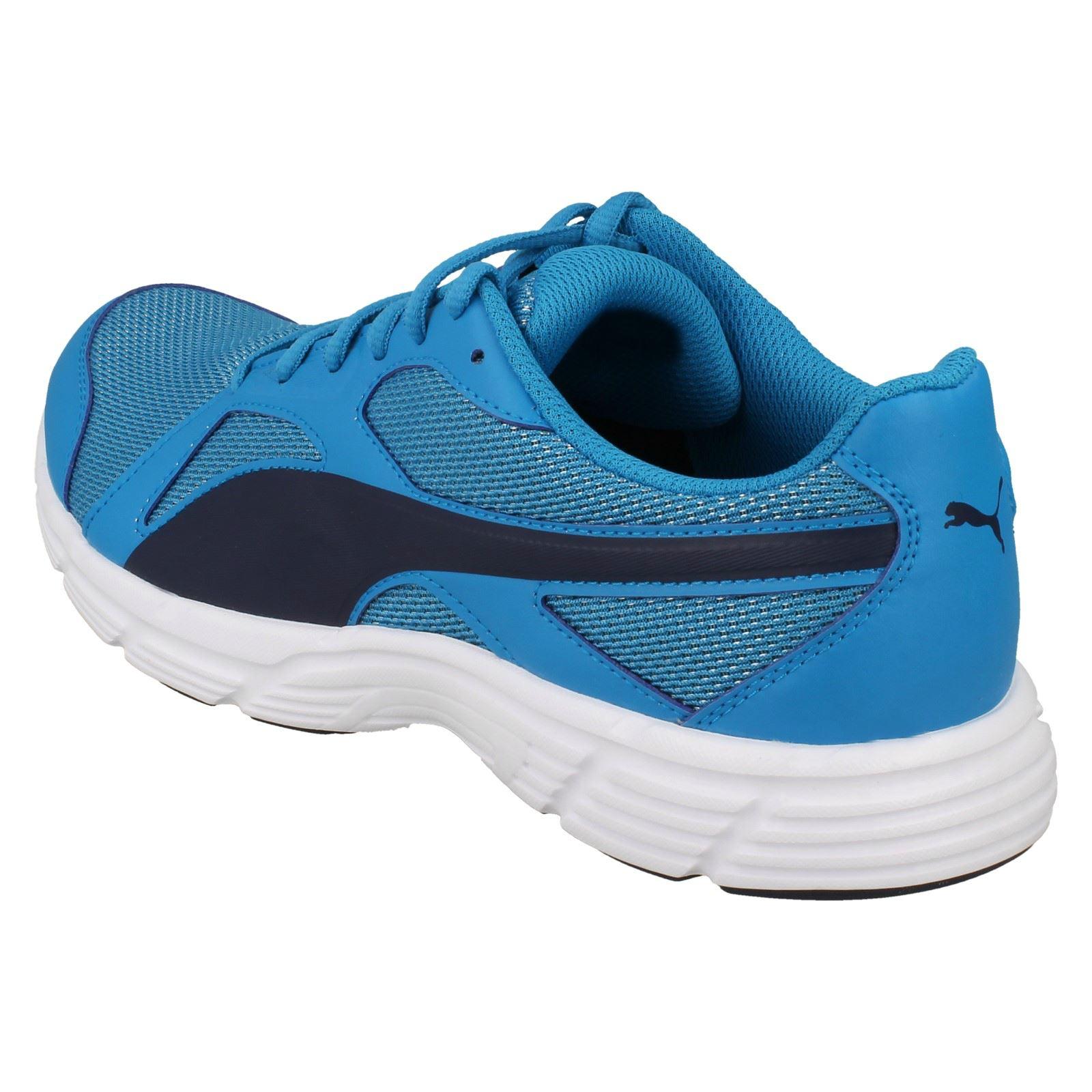 Mesh 360581 Lacets Baskets Bleu caban Axis Pour à Atomic Femmes V4 Puma 50qUa8xqw