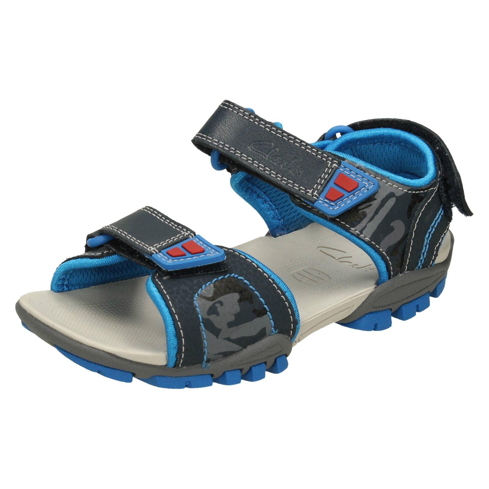Clarks Boys Sandals - Zalmo Go  b9e9f26d8965