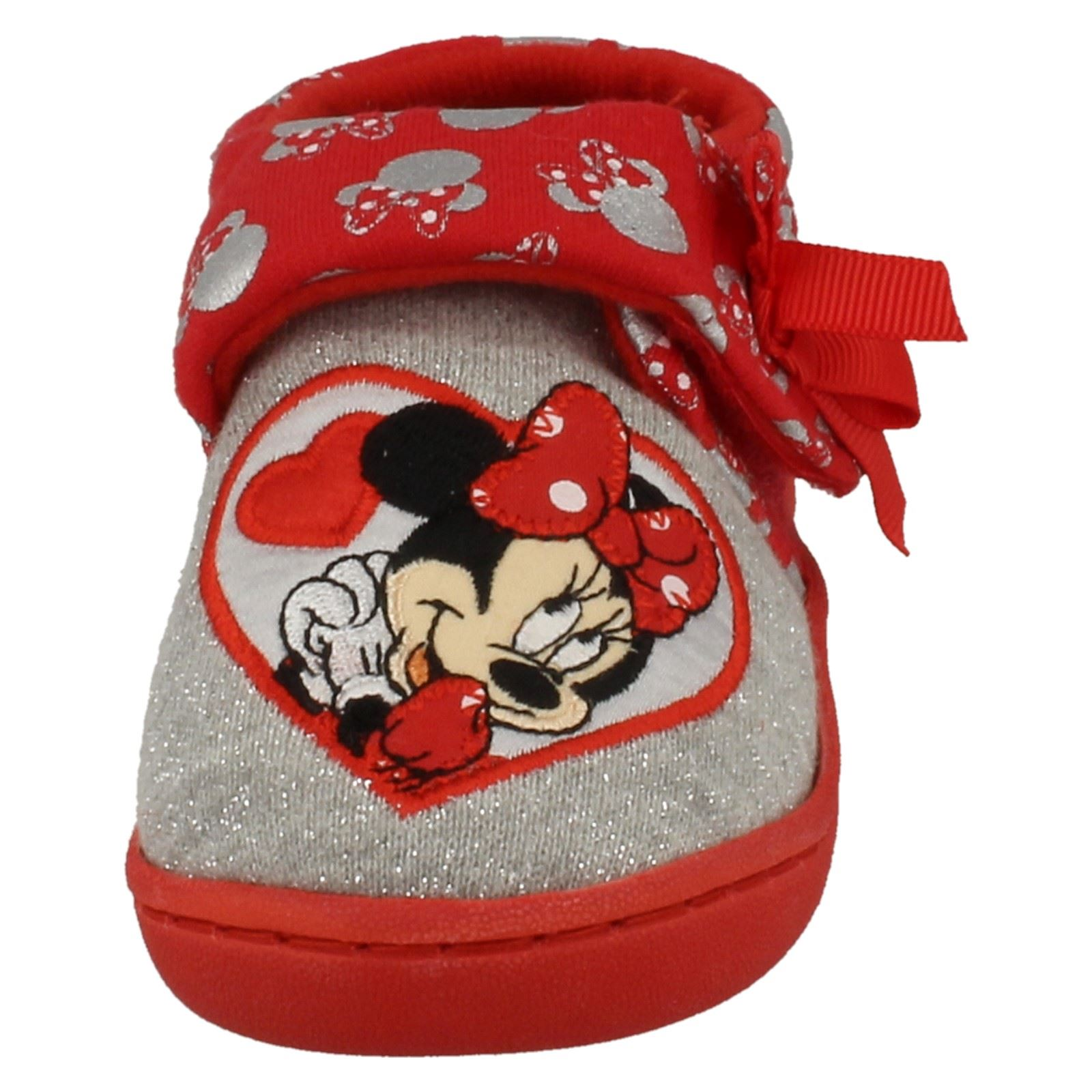 Chicas Disney Minnie Mouse Strand Casual Zapatillas