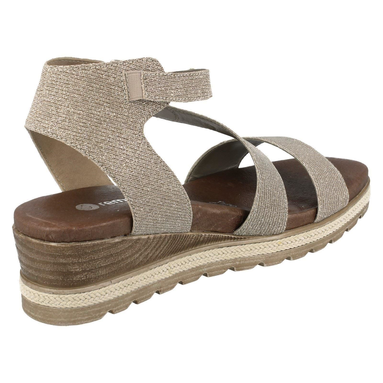 Remonte Remonte Remonte Ladies Sandals - D6351 740fb0