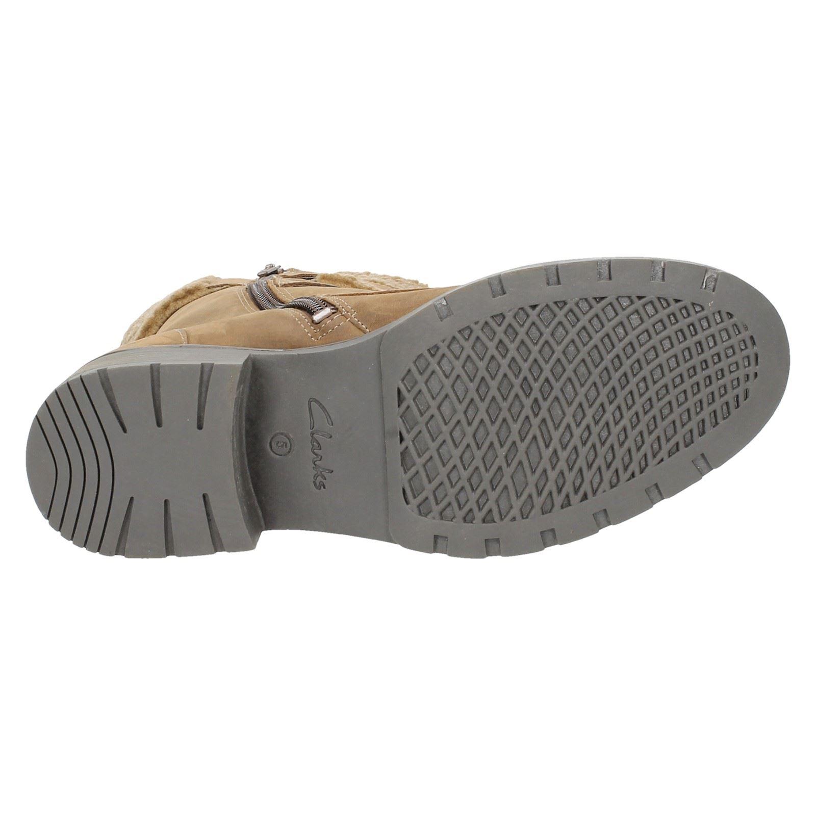 orinoco Prix Clarks femme brun Casual pour Boots 'Claracco' fBwZxqTBF