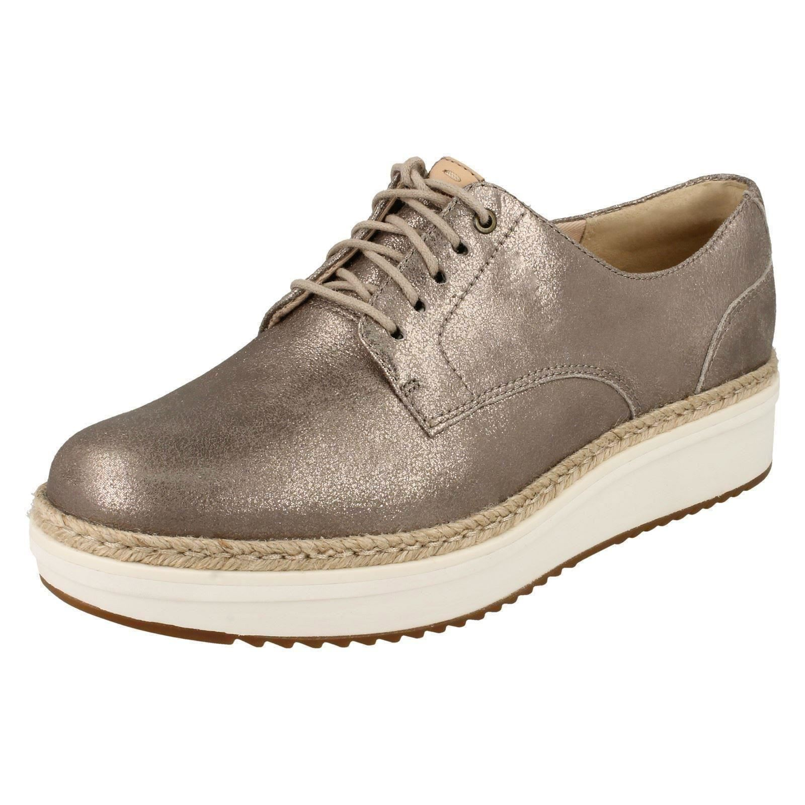 Clarks Mujer Zapato Oxford  zapatos  RHEA Estilo - teadale RHEA  998b0f