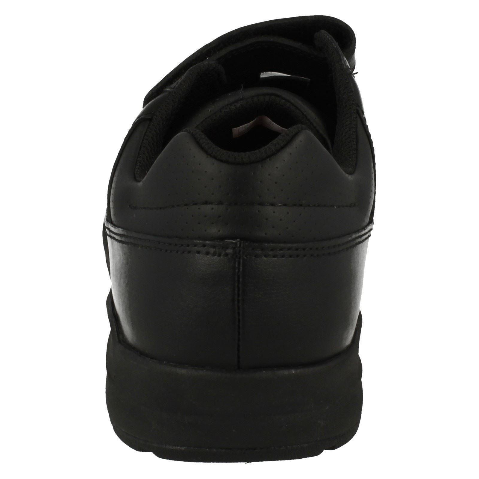 Lite Zapatos School Bootleg Monte Black Clarks By escolares RgR1wB