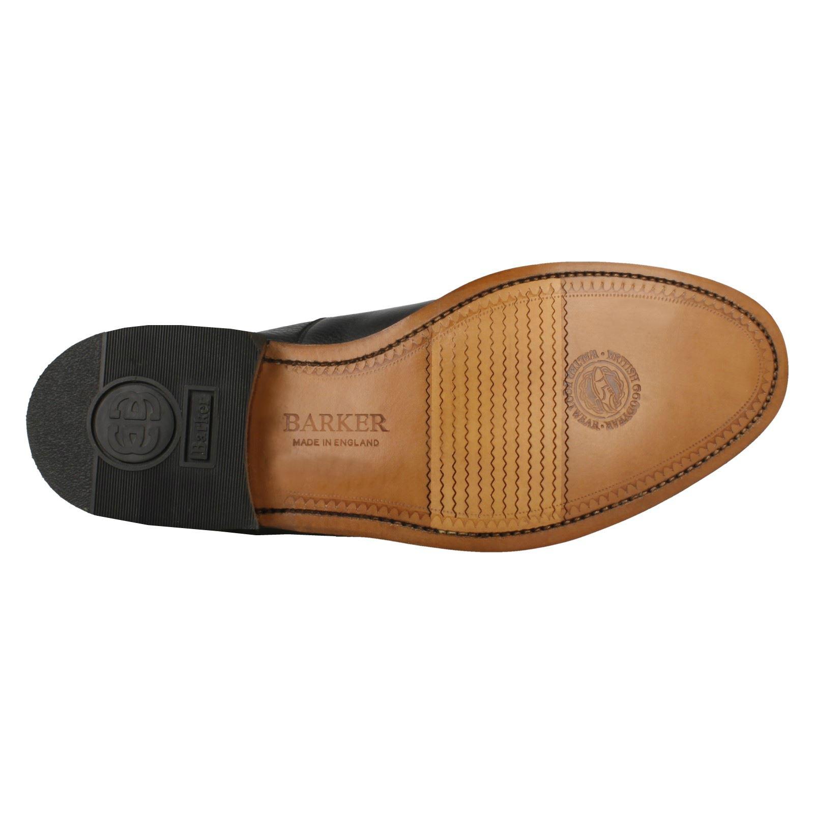 Mens Shoes Barker Formal Lace Up Shoes Mens Shoreham 944411