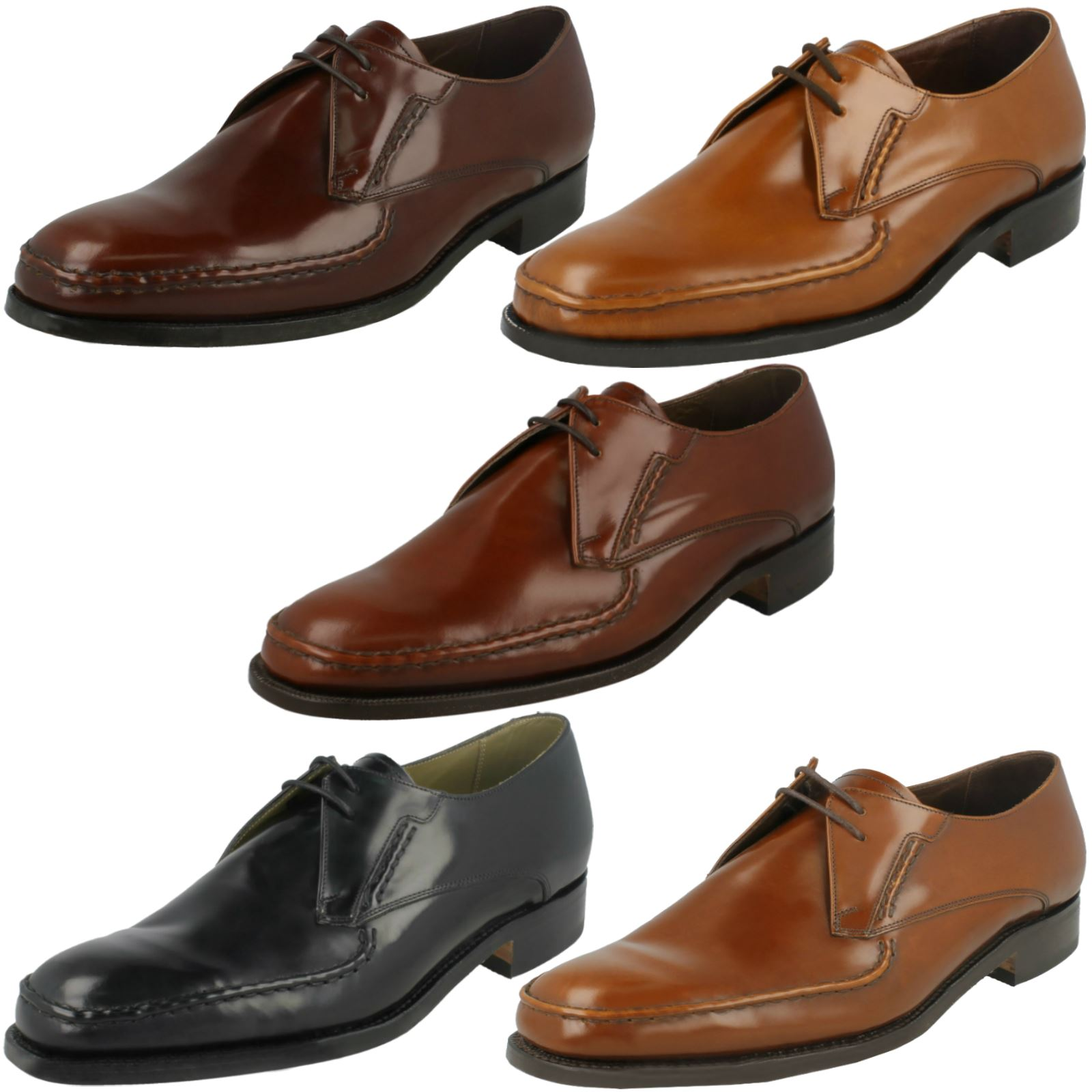 5bb9a732 Barker Mens Formal Shoes Pitney | eBay