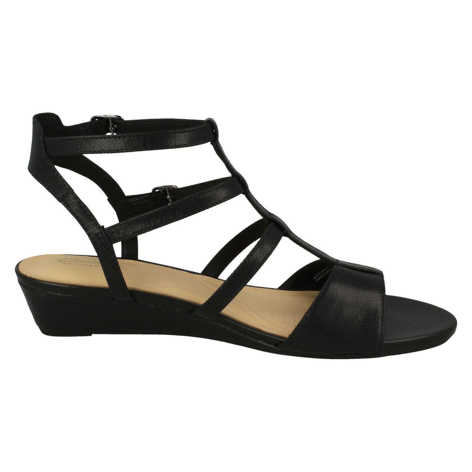 541bb1dfc Ladies-Clarks-Parram-Spice-Gladiator-Sandals thumbnail 7