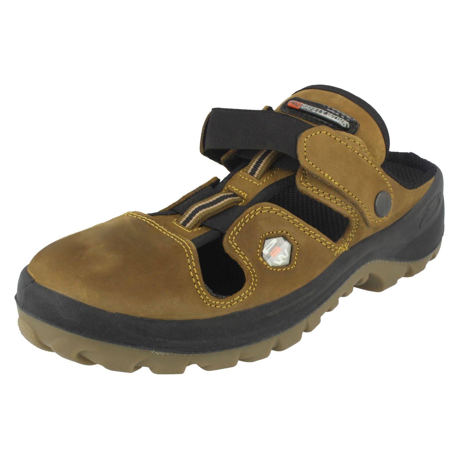 Mens Pro Safety Work Clog Safety Shoes | EBay