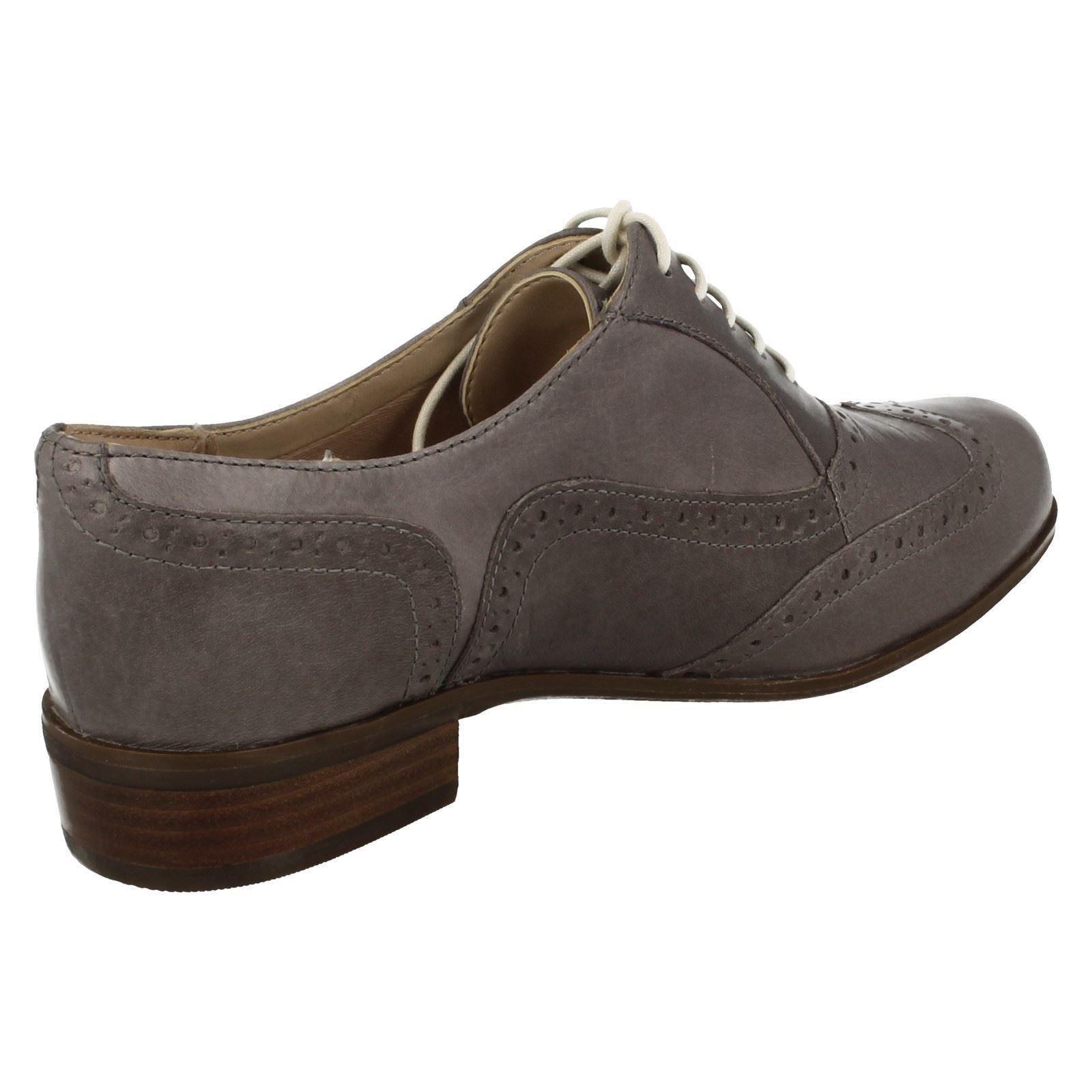 Clarks Hamble Oak Blue Snake Shoes