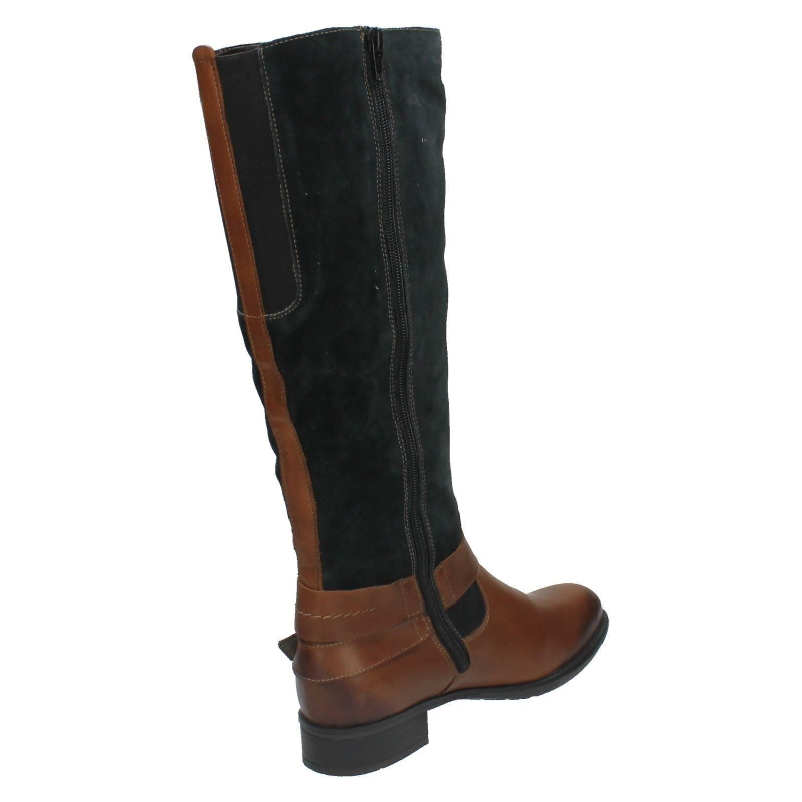 Ladies Remonte High Leg Leg Leg Boots 'R6471' e720f1