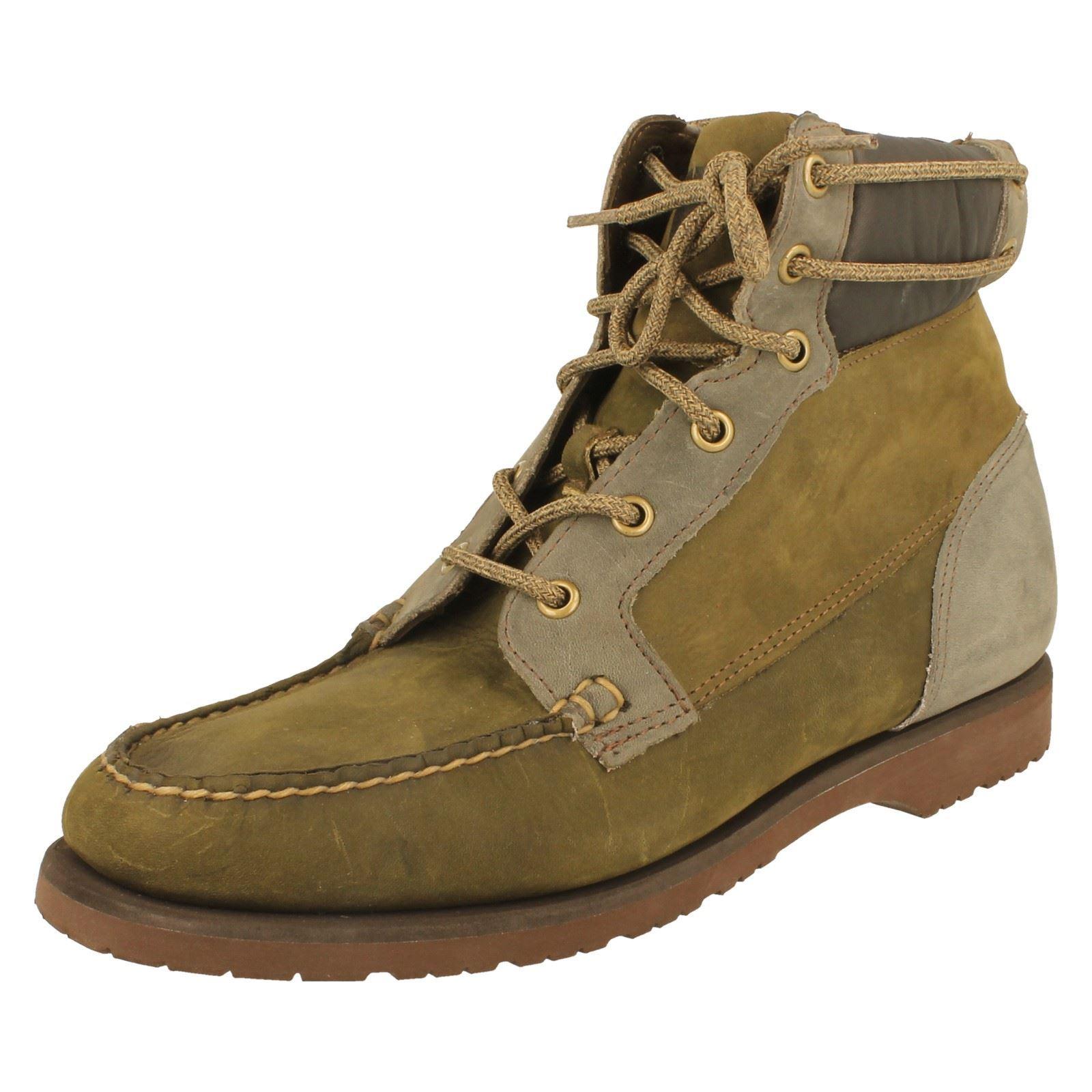 Botas al tobillo para para tobillo Hombre Sebago 'Scout arranque' 8451ec