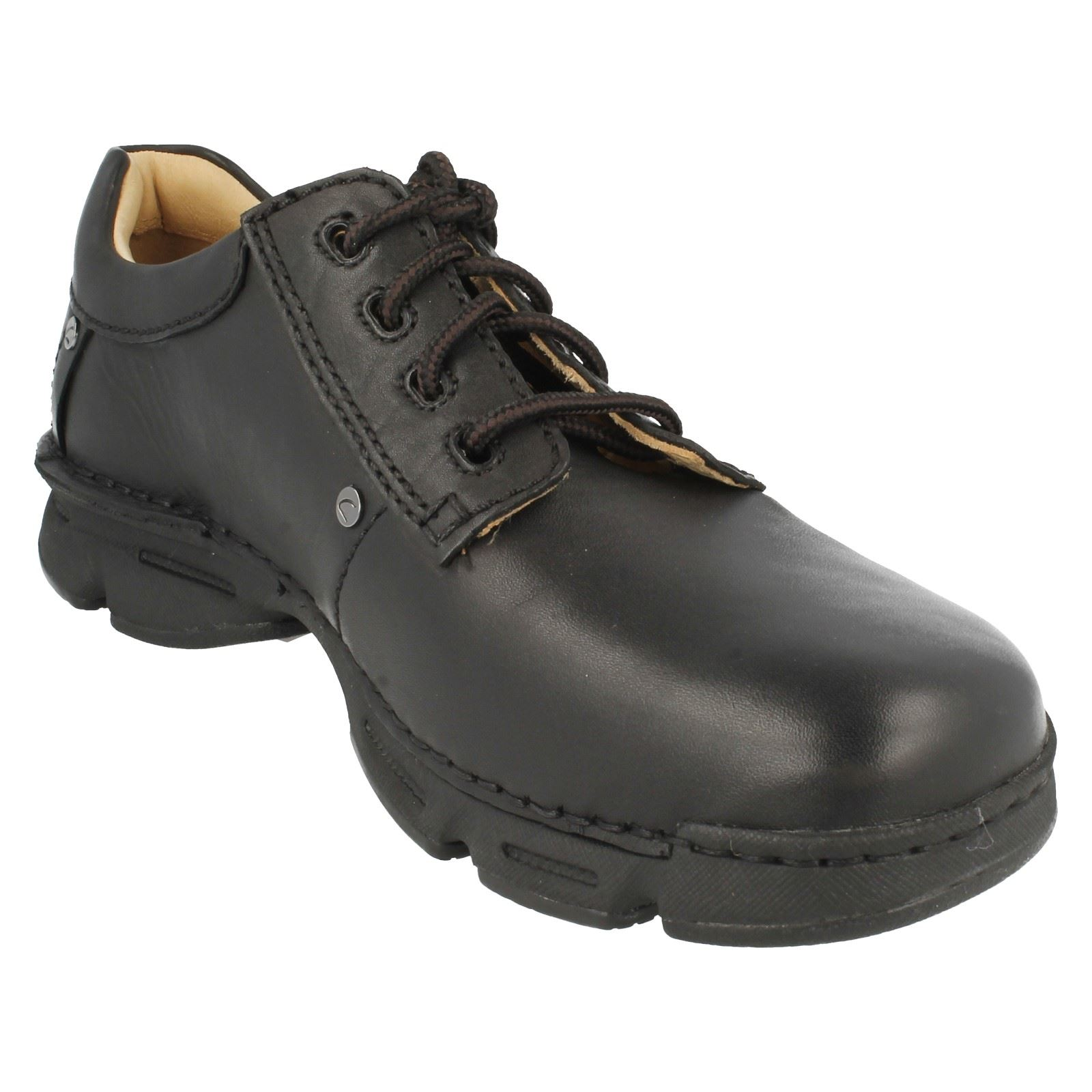 Active Shoes Park' hombre Negro para Casual Clarks 'rico Air BxEwz0q