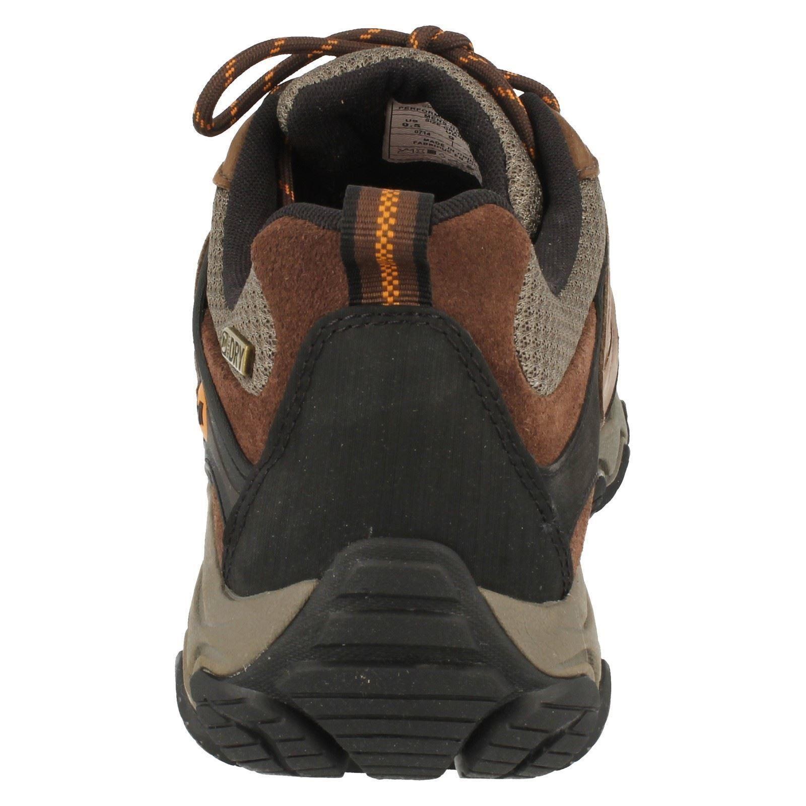 Hombre Merrell Pulsate Waterproof Waterproof Waterproof J24397 Walking Zapatos 566e1c