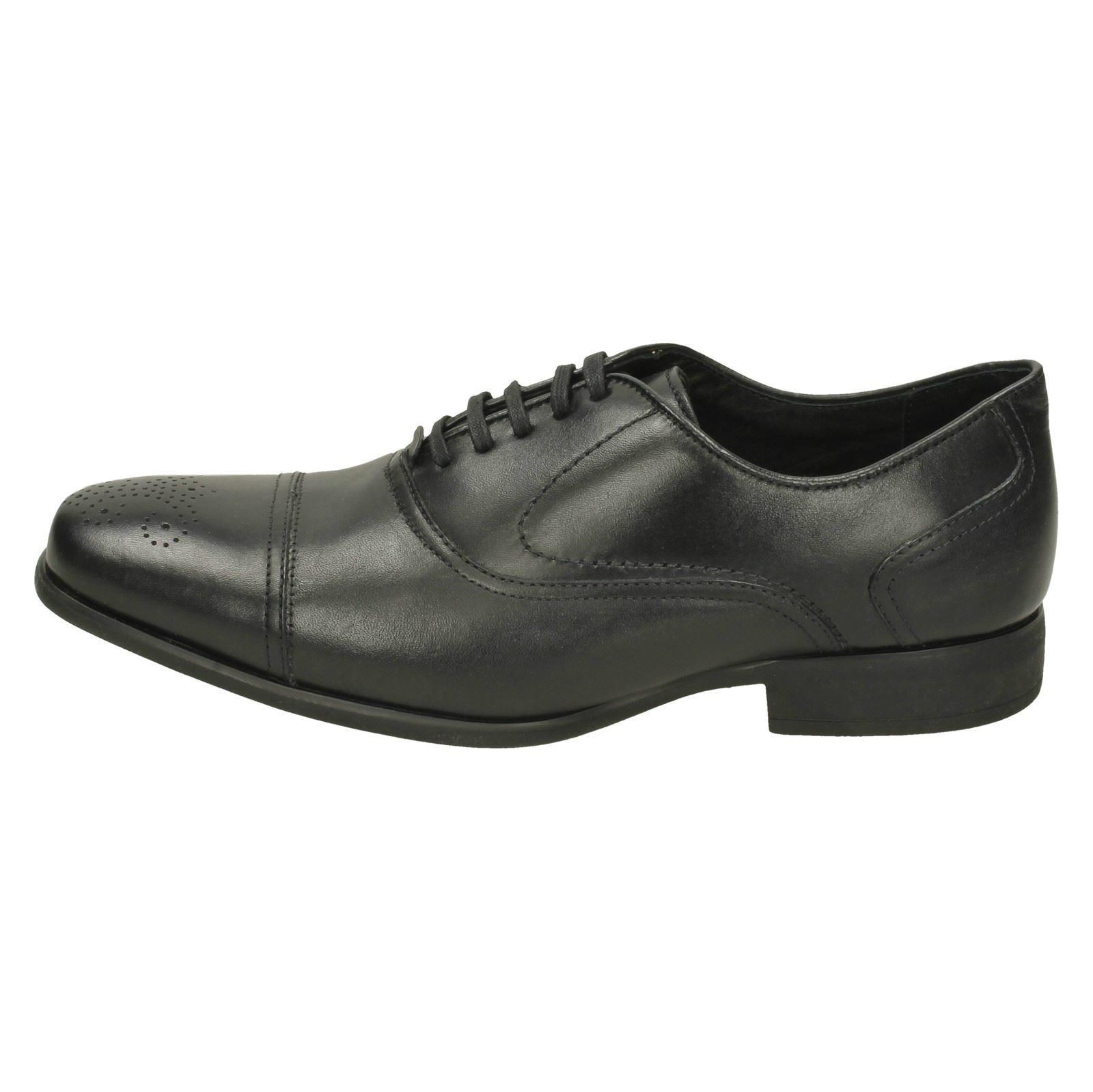 Black Touch Hommes Derbies Escada Anatomic noir awA840