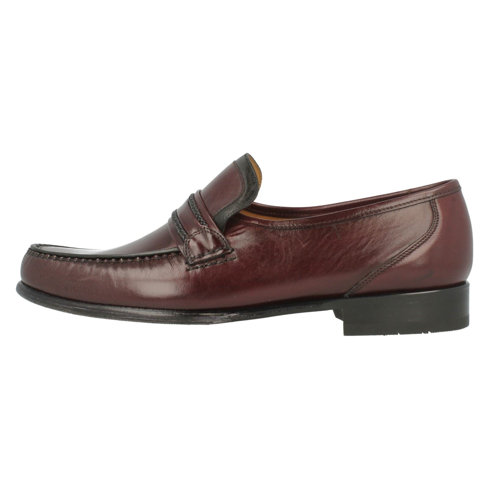 Mens Loake Shoes Rome