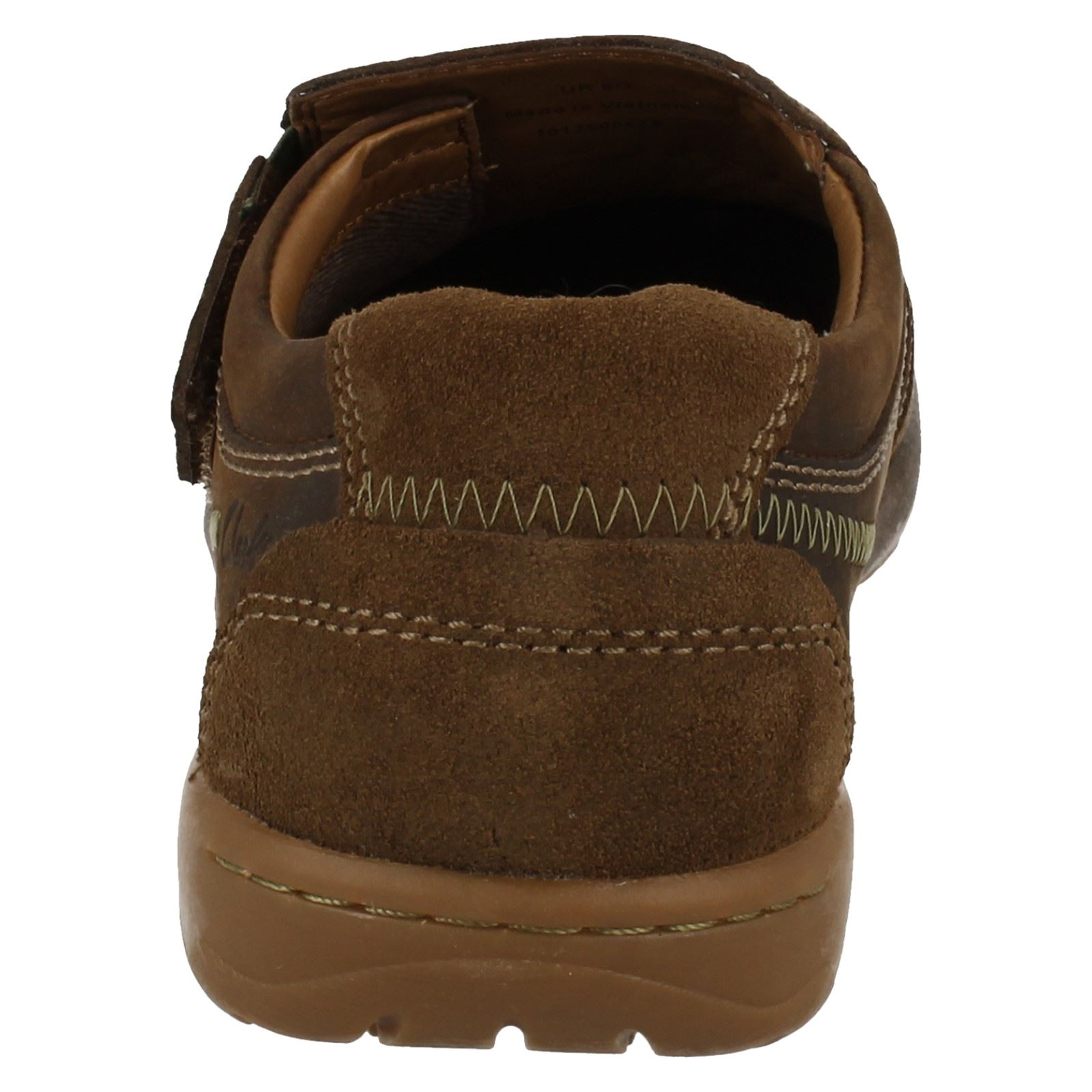 marrón Casual Shoes Hombres Tabaco 'ridgeway Clarks Step' 5wP5SqZF
