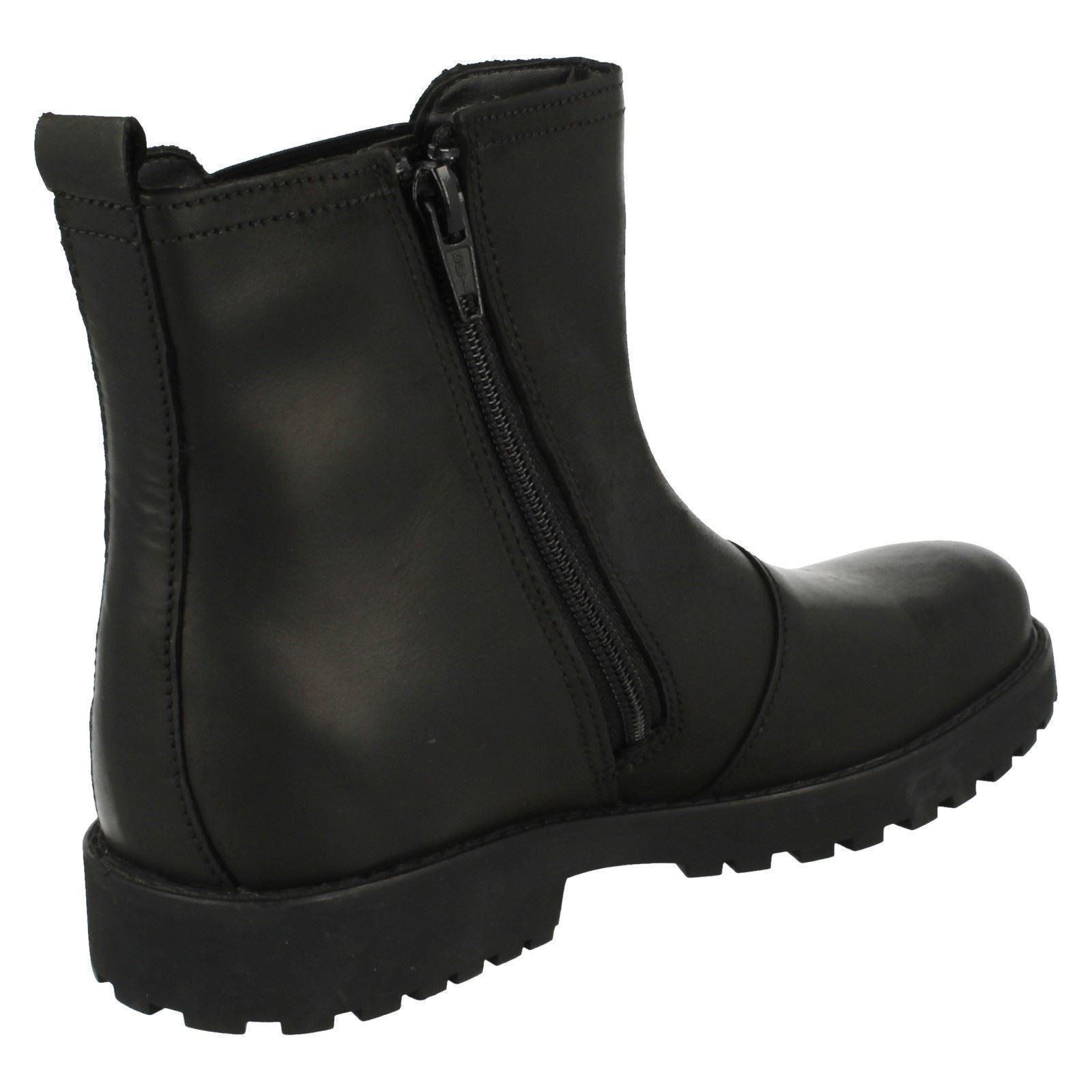 19dc08ae8e767e Girls Clarks Ankle Boots  Rhea Amber