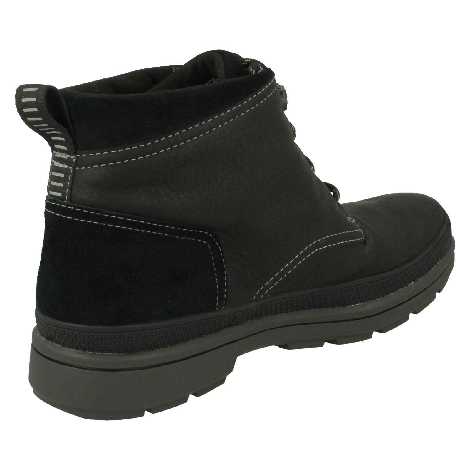 Uomo Clarks Gore-Tex Casual  Stiefel  Rushway Mid  Casual 4b189d