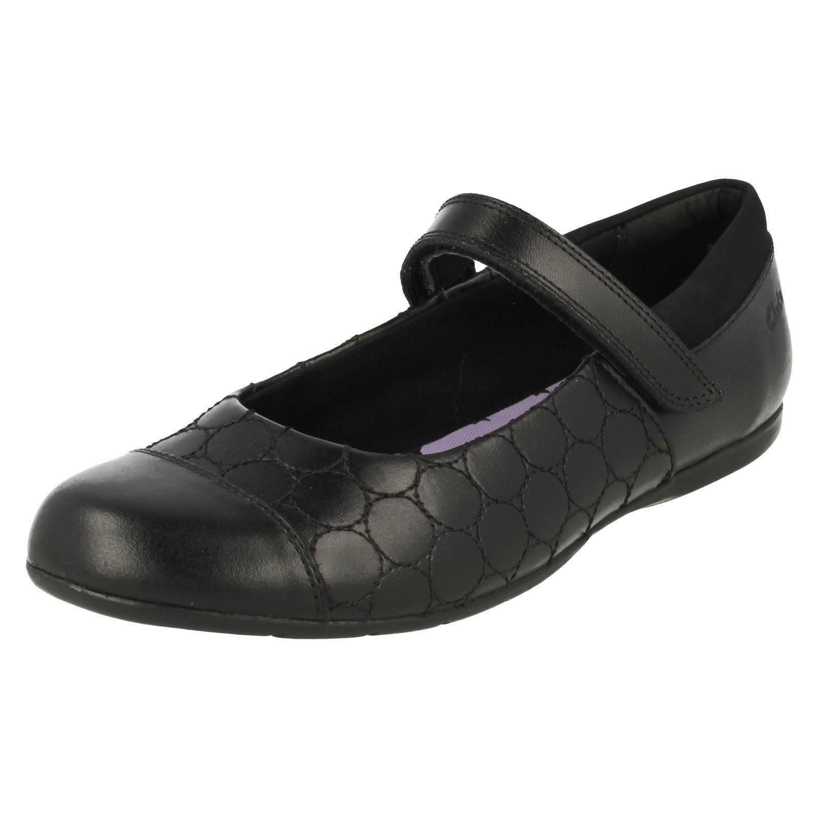 Clarks Girls School Shoes - Dance Buzz