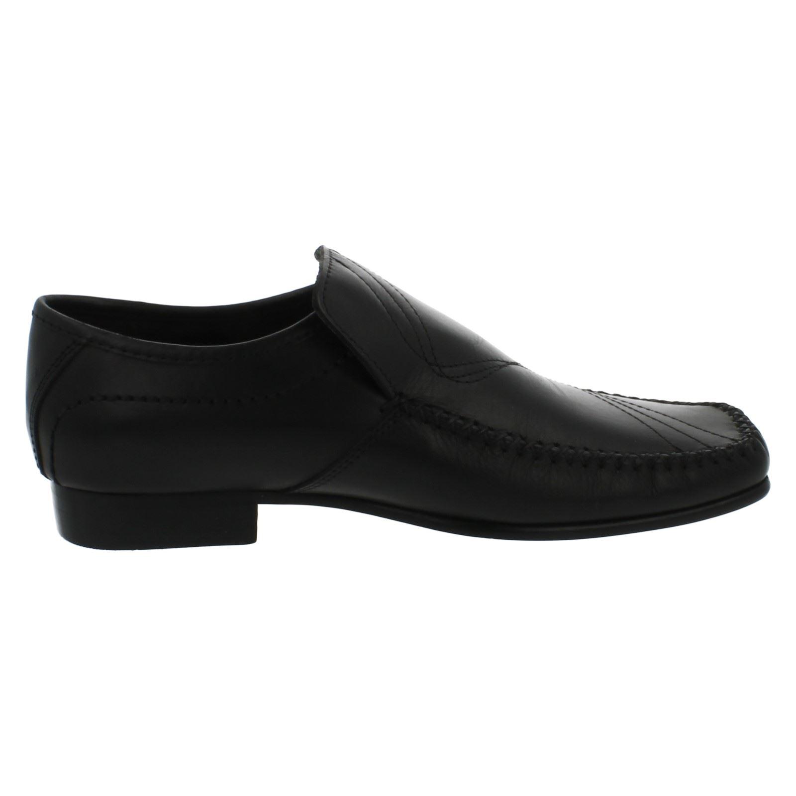 para Form Form Fix Clarks hombre Zapatillas sin Black cordones aAqffz