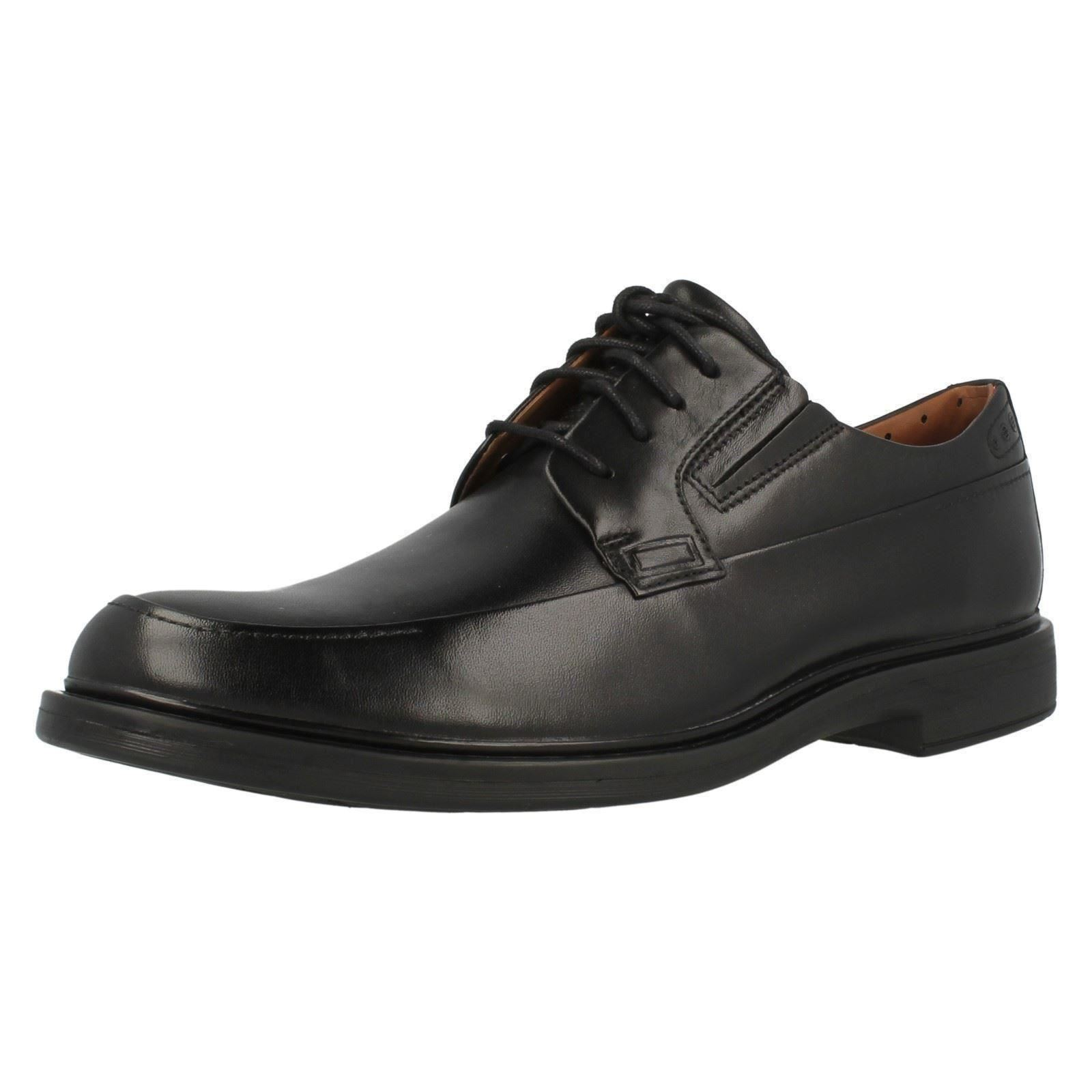 Mens Clarks Active Air Formal Lace Up Shoes Drexlar Time ...