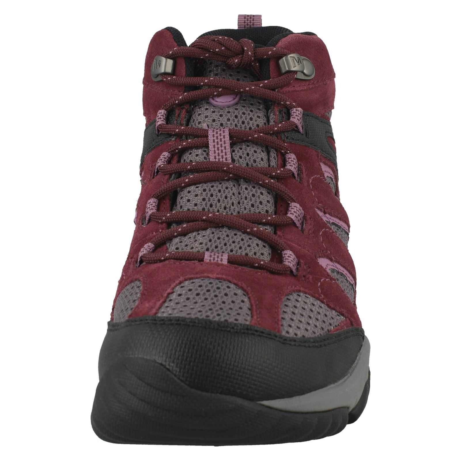 Ladies Merrell Ankle Boots Outmost Mid Vent GTX J41070