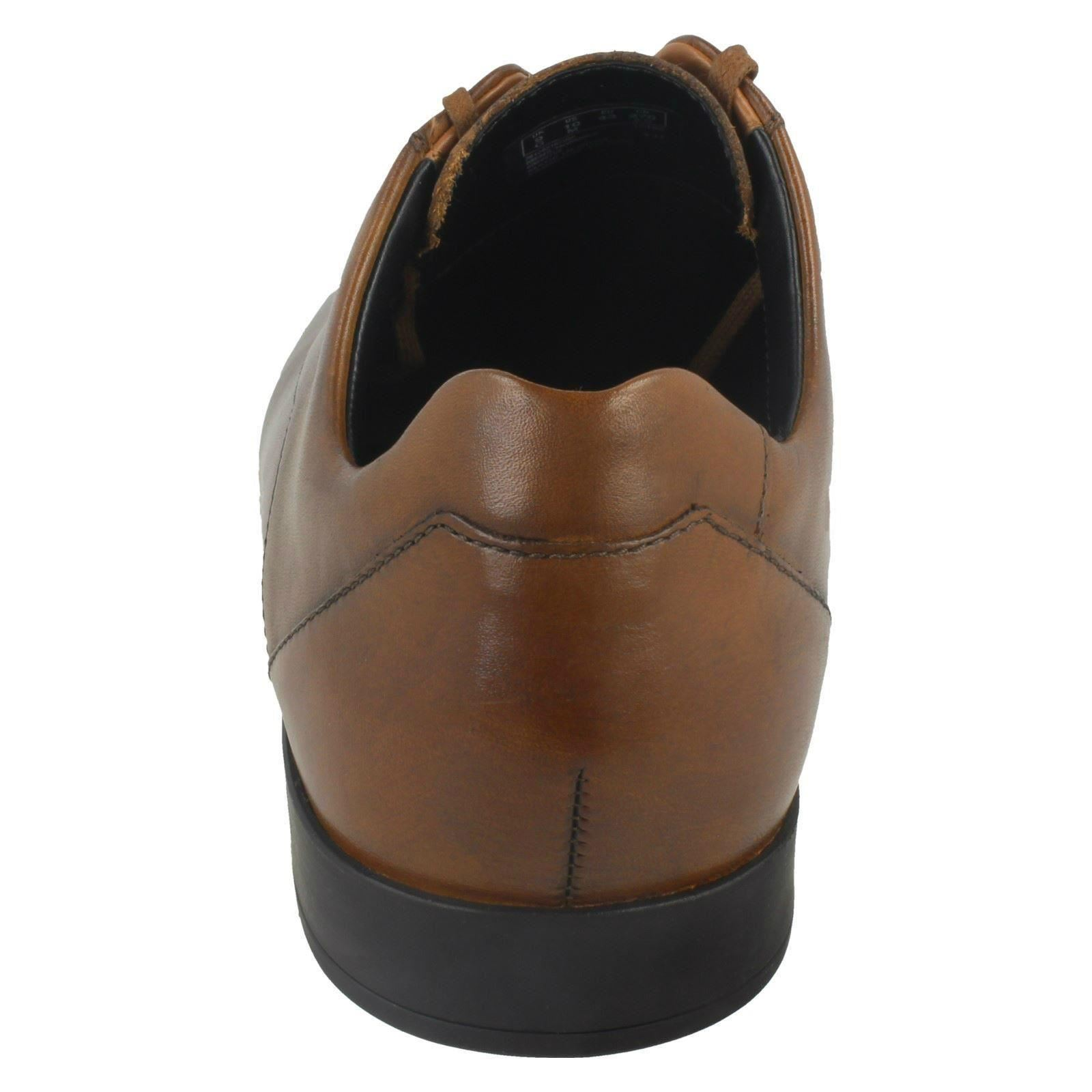 Mens Clarks Clarks Mens Formal Shoes Glement Lace 967fa6