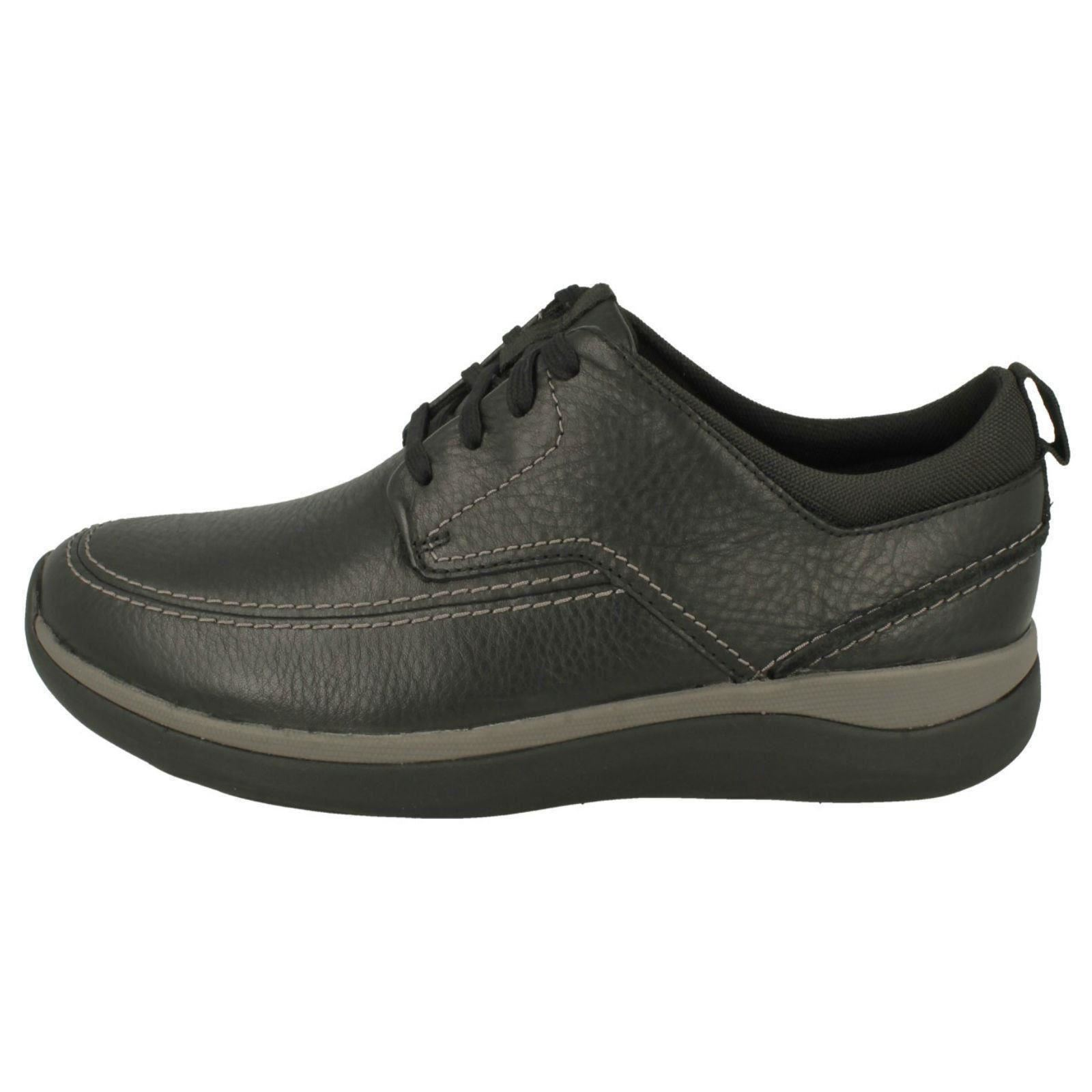 Mens-Unstructured-by-Clarks-Lace-Up-Shoes-039-Garratt-Street-039 thumbnail 7