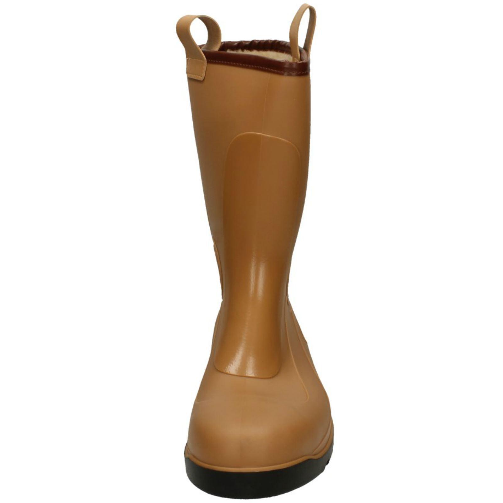 Dettagli su Uomo Rigger Stivali di Sicurezza Tappo Puntale in Acciaio 345 S5