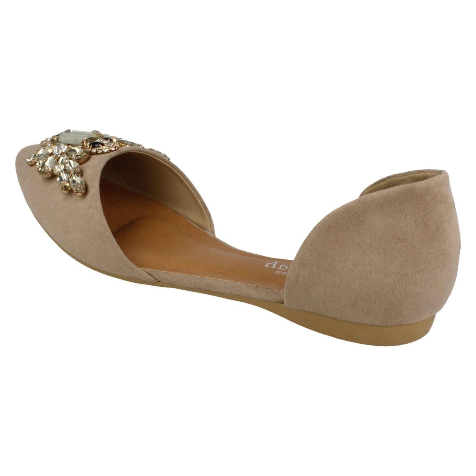 Savannah-Ladies-Flat-Jewel-Trim-Pointed-Shoes