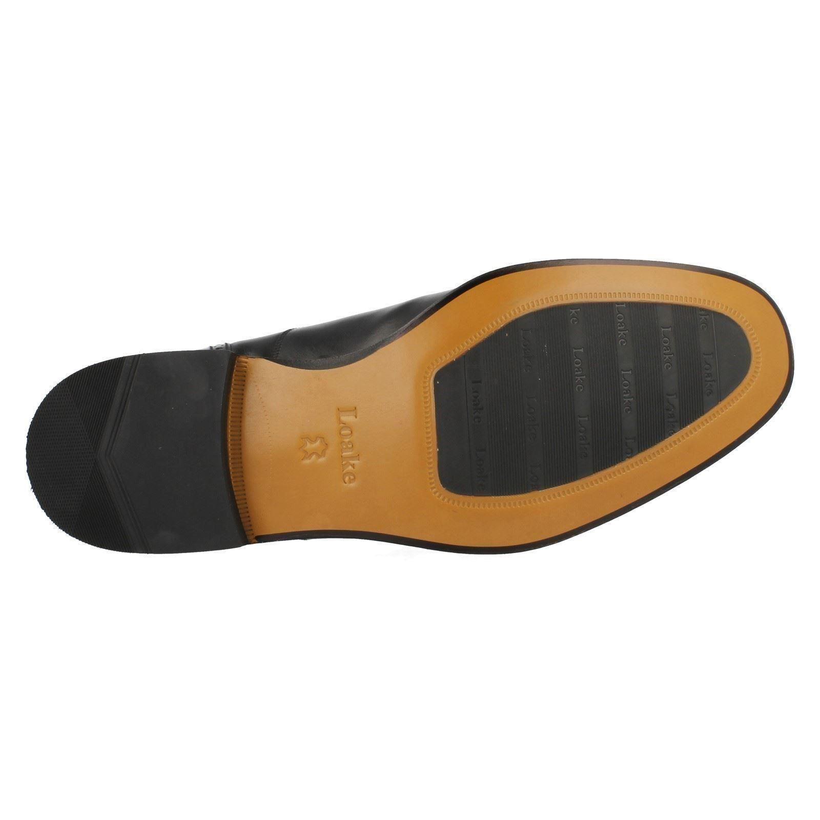 Uomo Schuhes Loake Leder Lace Up Schuhes Uomo Woodstock 2c4b74