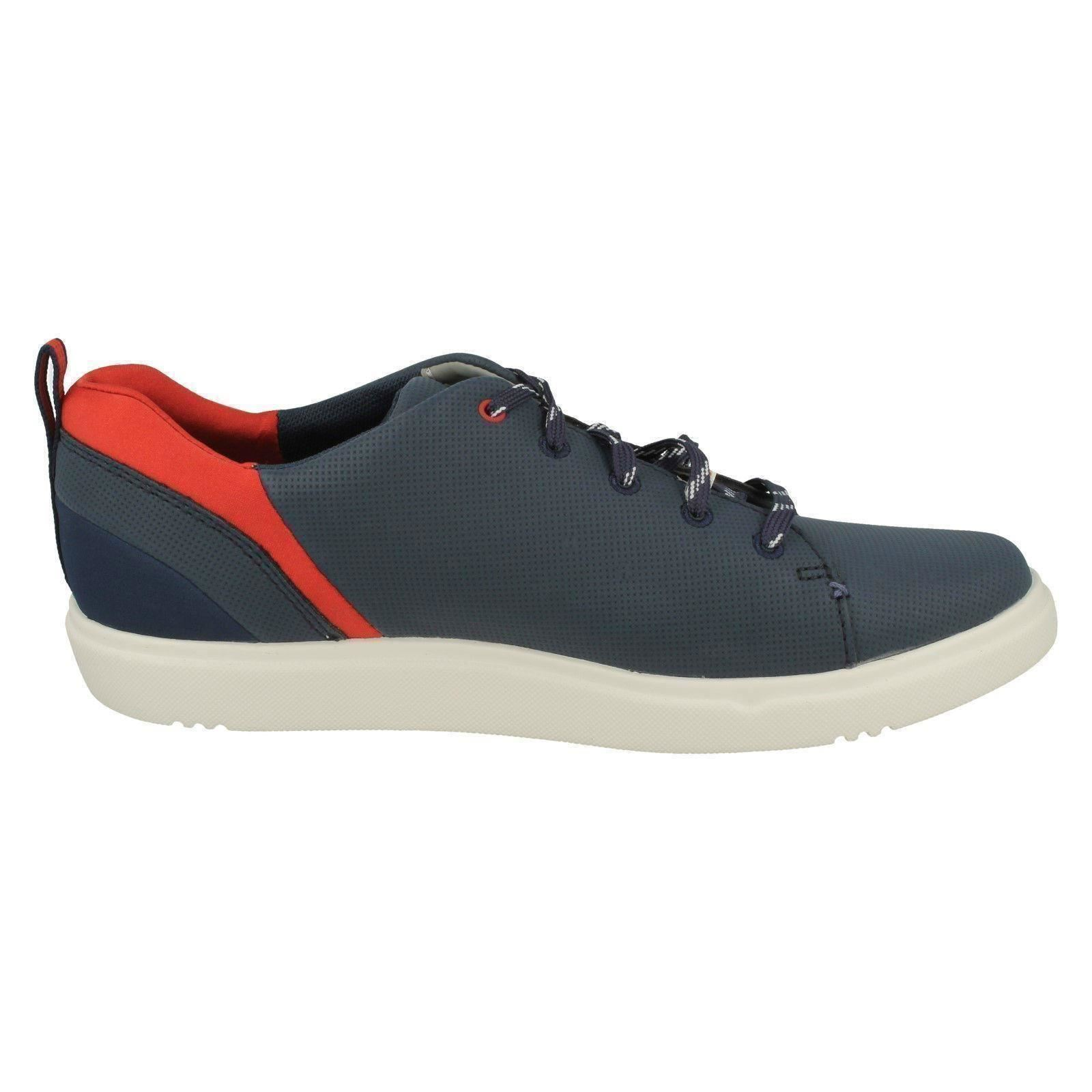 Ladies Clarks Casual Trainer shoes Step Verve Verve Verve Lo 00e7ac