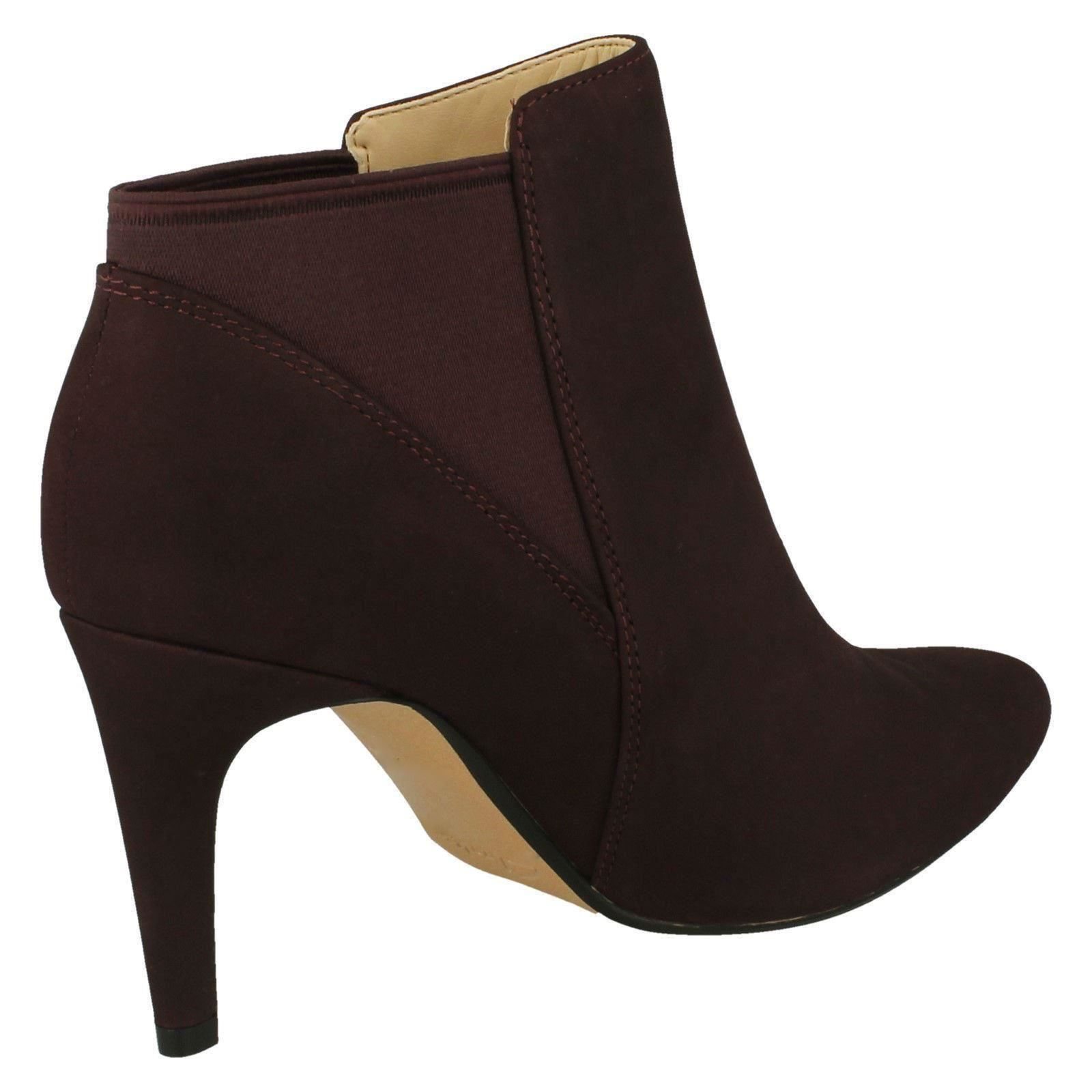3c94e871 Mujer-Clarks-pull-Botines-Laina-Violeta miniatura 6