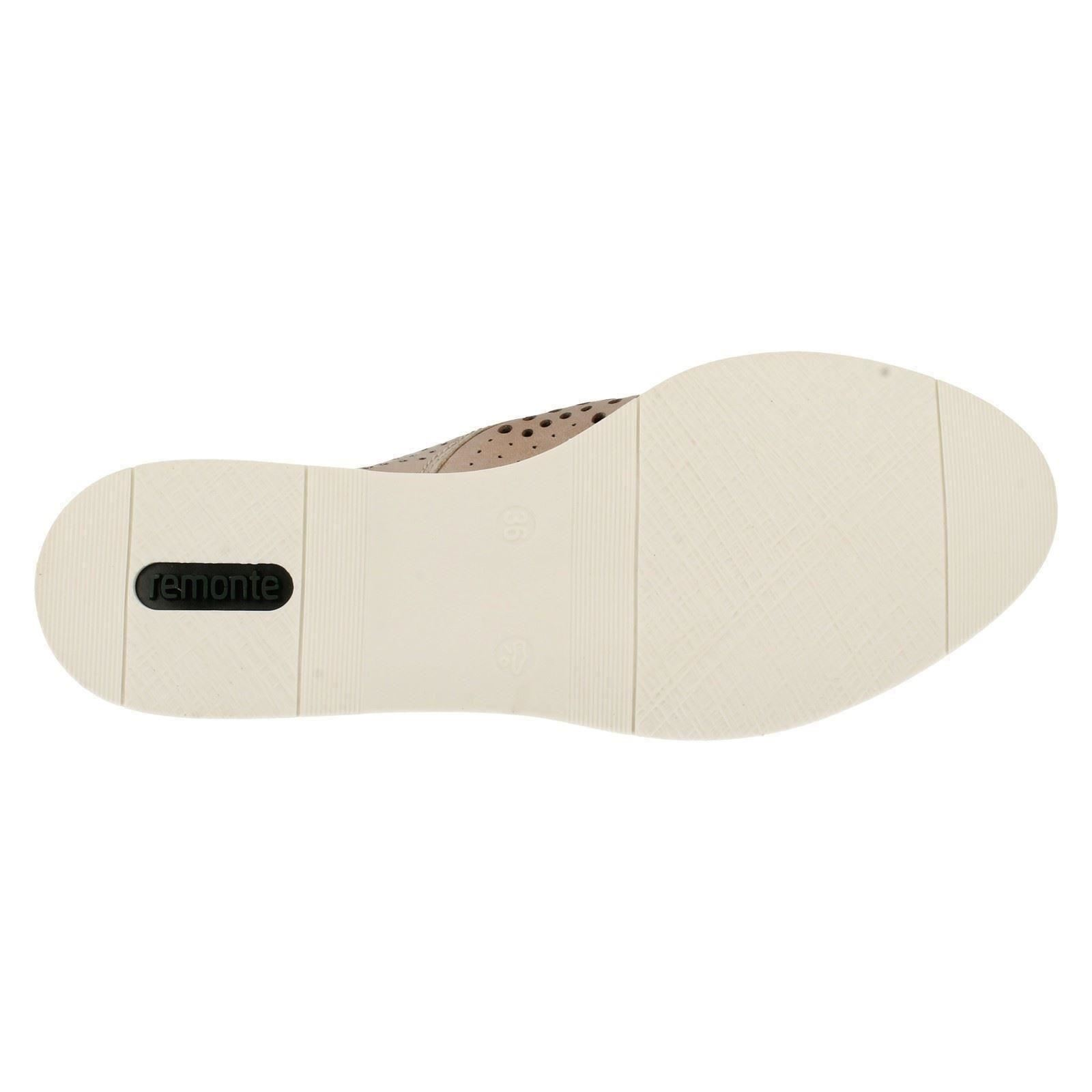 Gran descuento Descuento por tiempo Remonte limitado Ladies Remonte tiempo Smart Casual Lace Up Shoes - 'R0403' 88c2f7