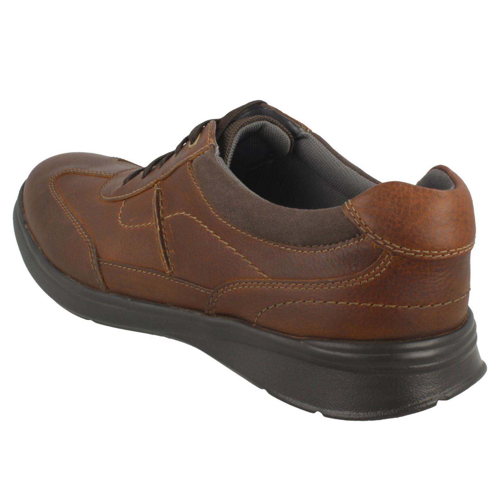Herren Clarks Cotrell Style Casual Casual Style Schuhes 5566a3