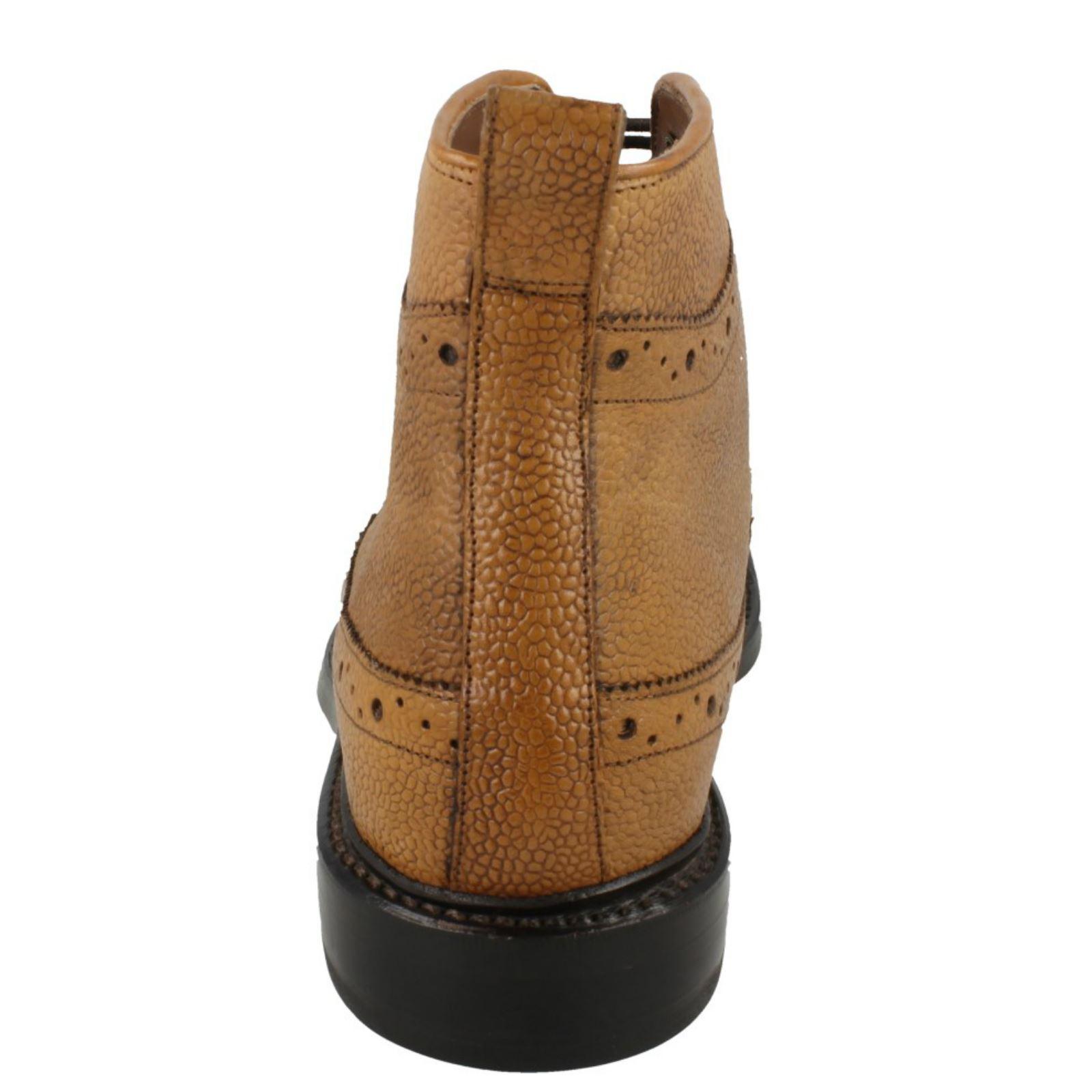 Brogue marrone Lord Tan Clarks Edward Boots Mens tqxTpYT