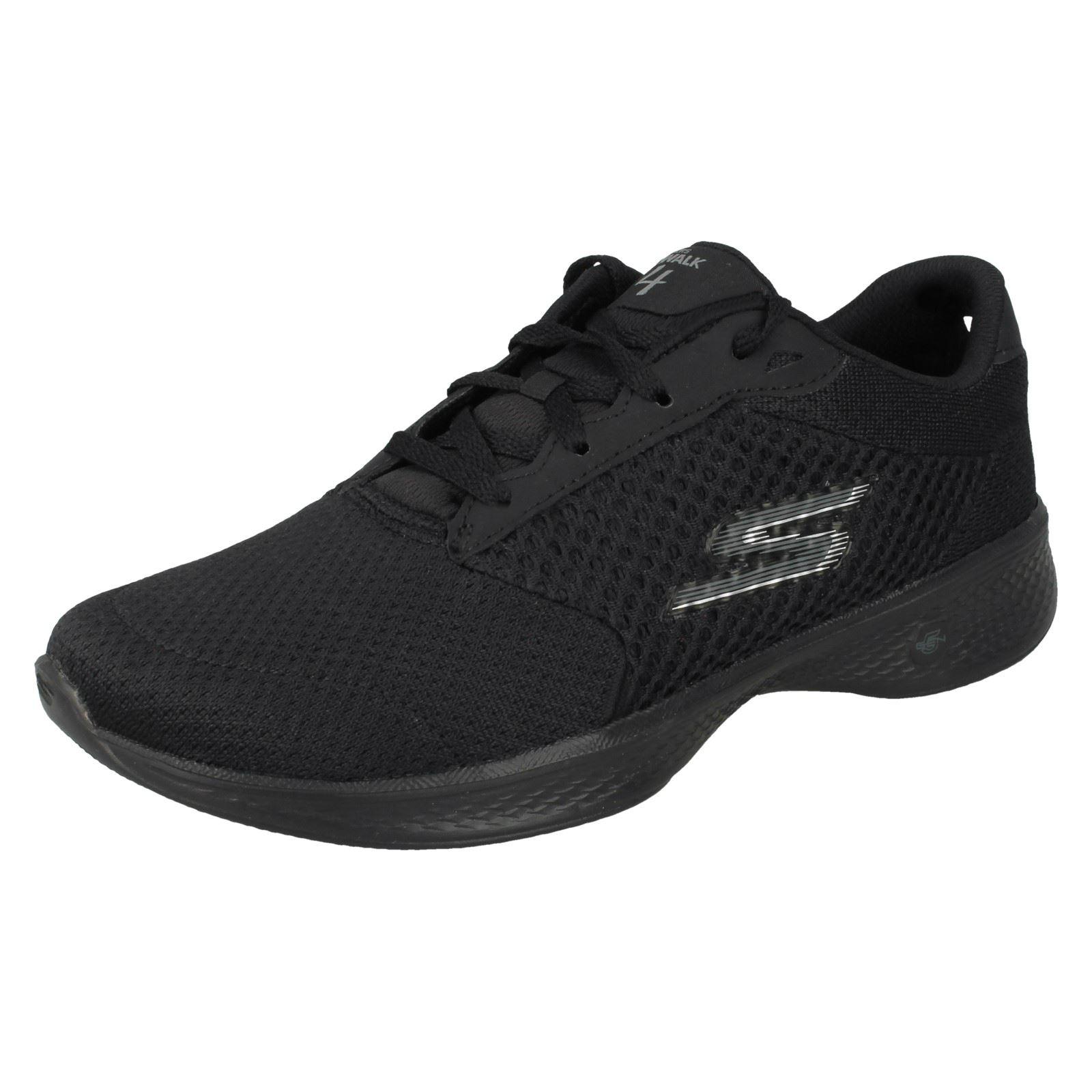 Donna Skechers's Sports Scarpe Da Ginnastica Go Go Go Walk 4 superare i 14146 - 871519