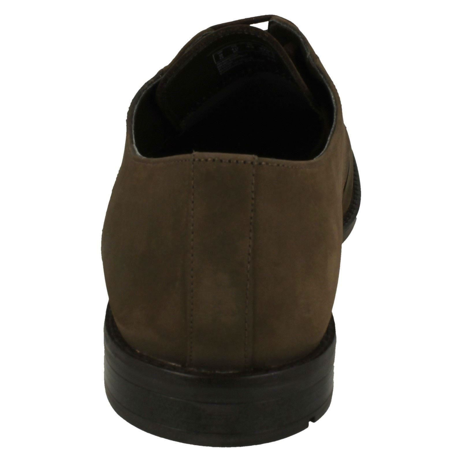 RONNIE WALK GTX MENS CLARKS LEATHER CRAFTMASTER LACE WATERPROOF GORE TEX SHOES
