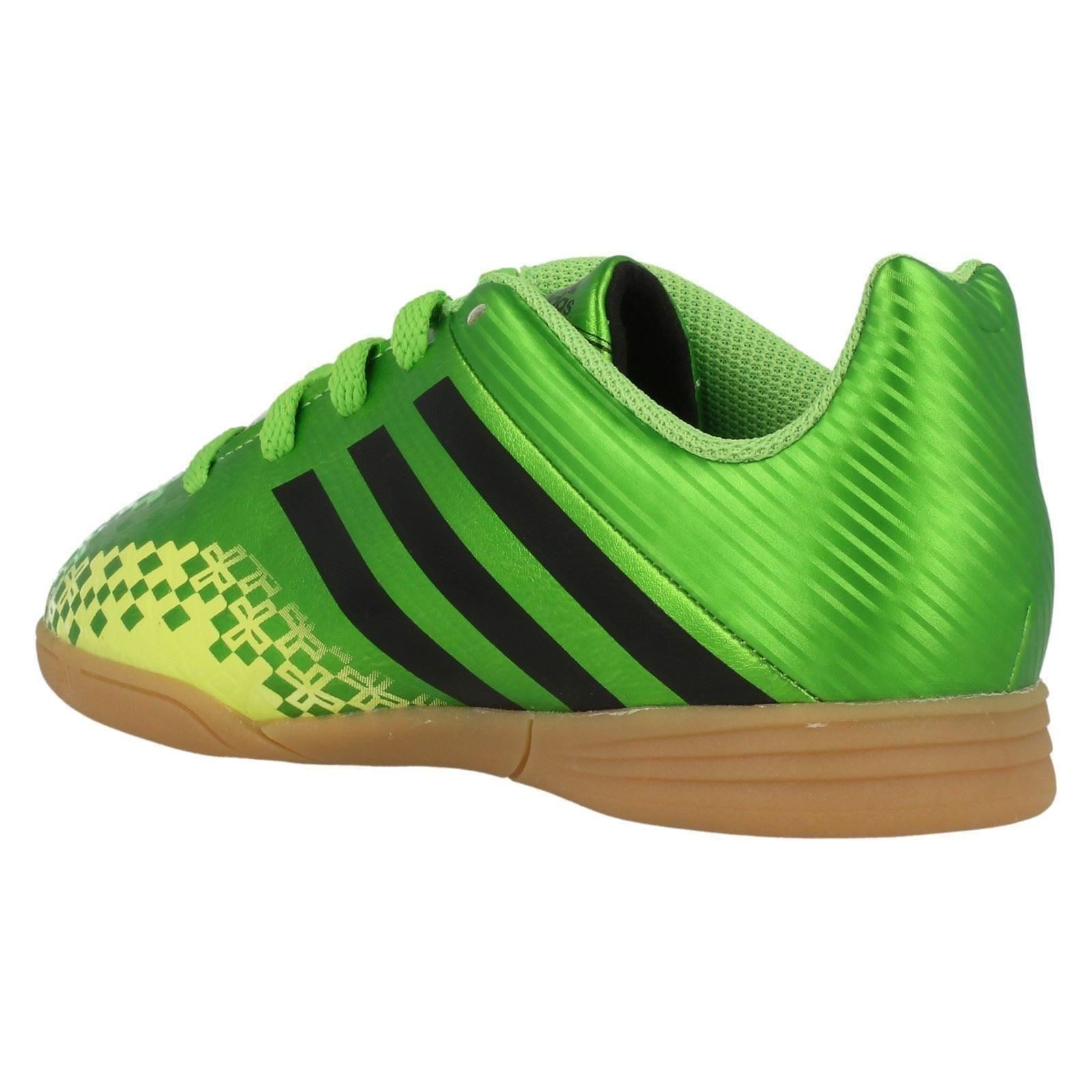 Boys Adidas Football Trainers Predito