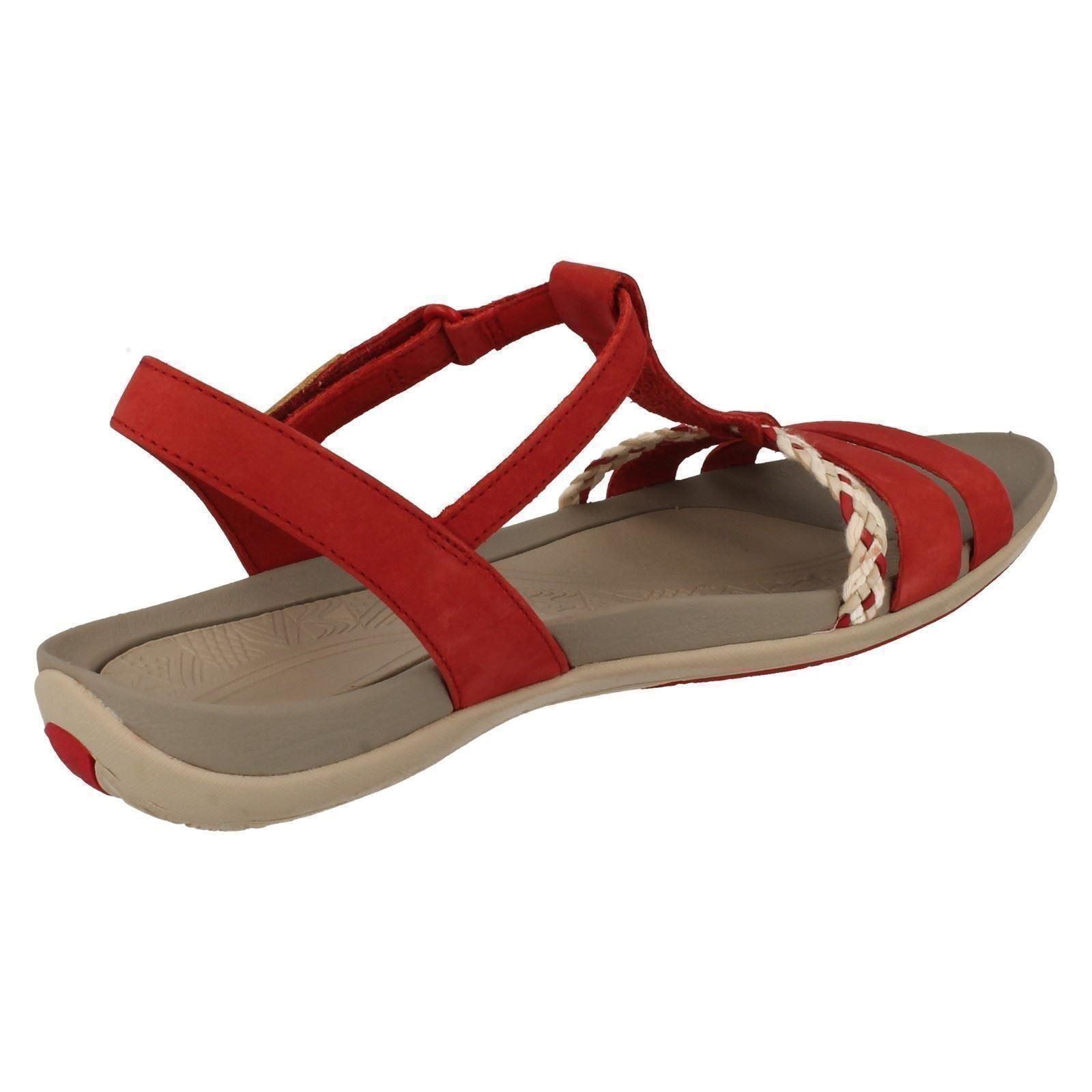 586e1c5016f Ladies-Clarks-Casual-Summer-Sandals-Tealite-Grace thumbnail 14