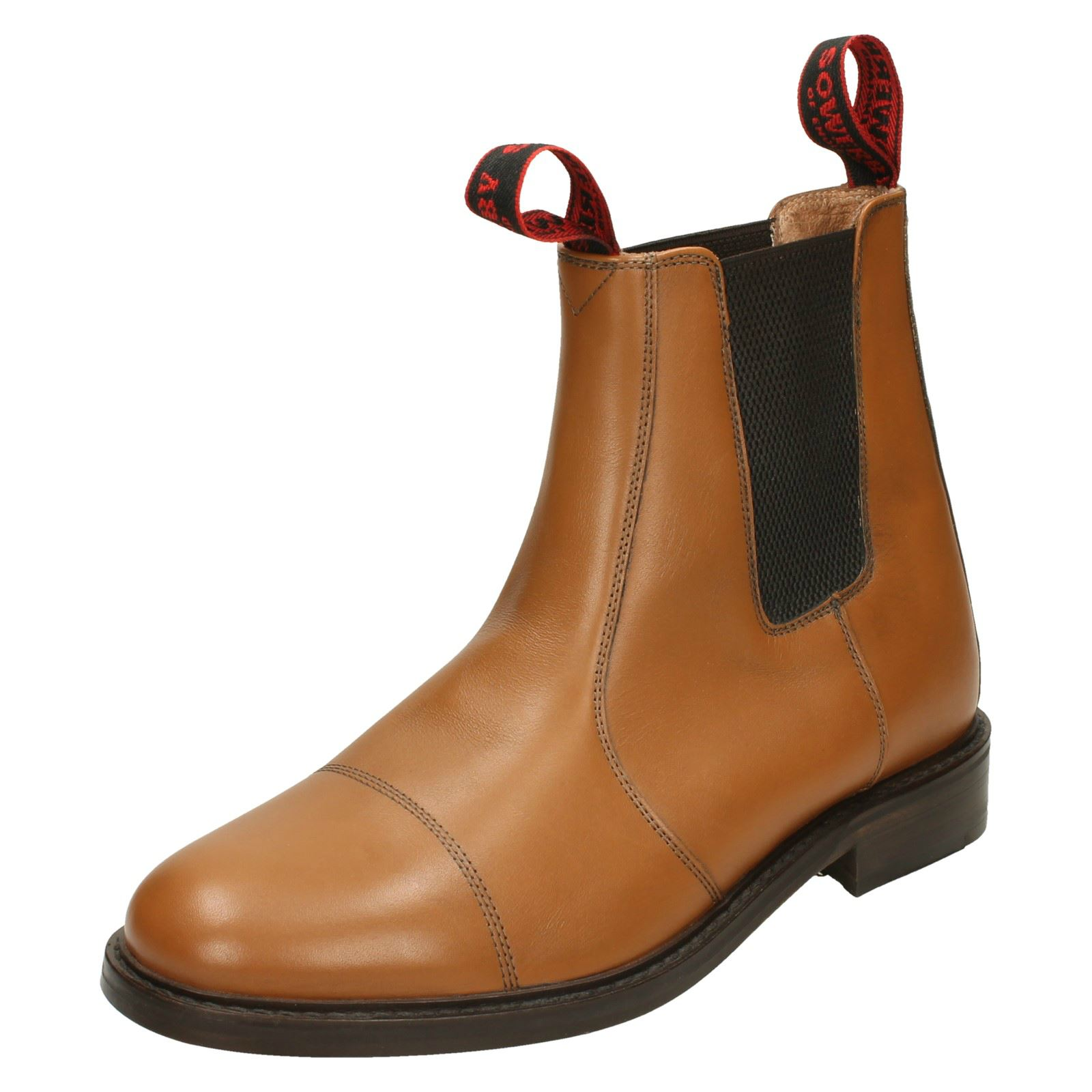 Mens Sowerby Chelsea Boot With With With Oxford Front Worcester c8e2e7