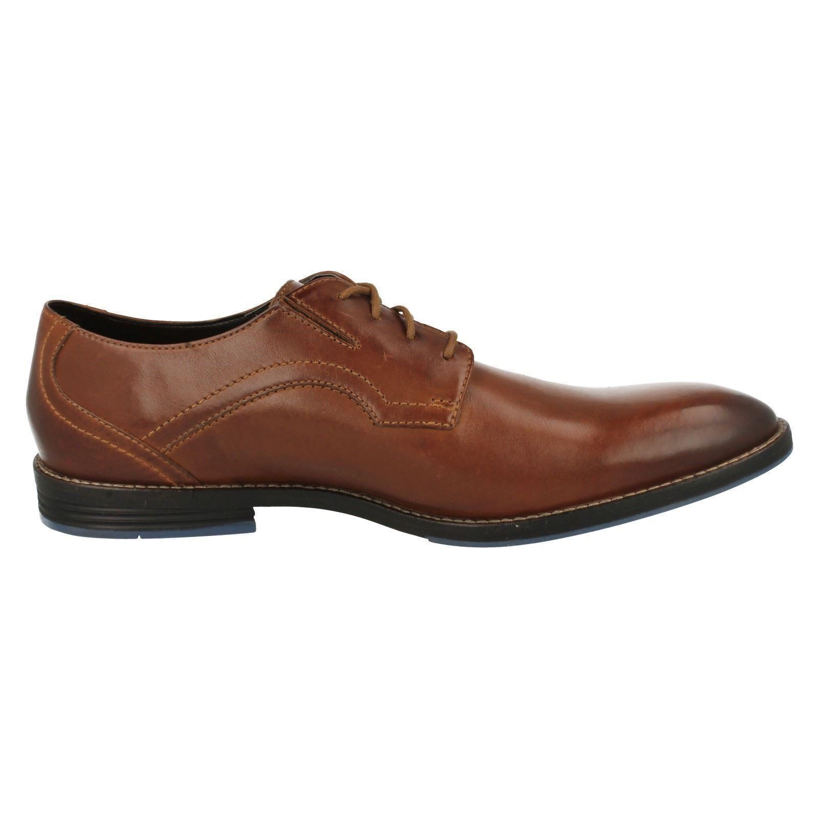 Herren Clarks Prangley Walk Walk Prangley Formal Schuhes 751ecf