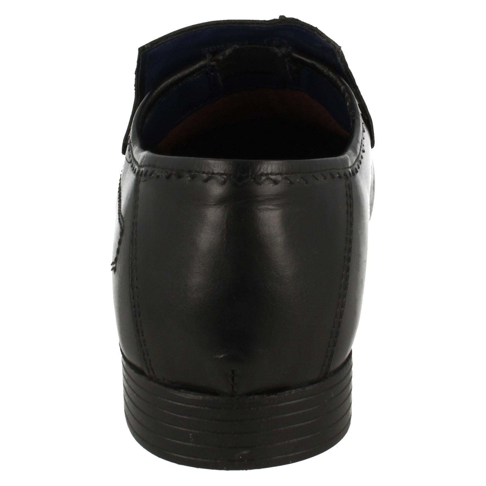Hombre Lambretta Piel Elegante Zapatos Mocasín Sydney 209501