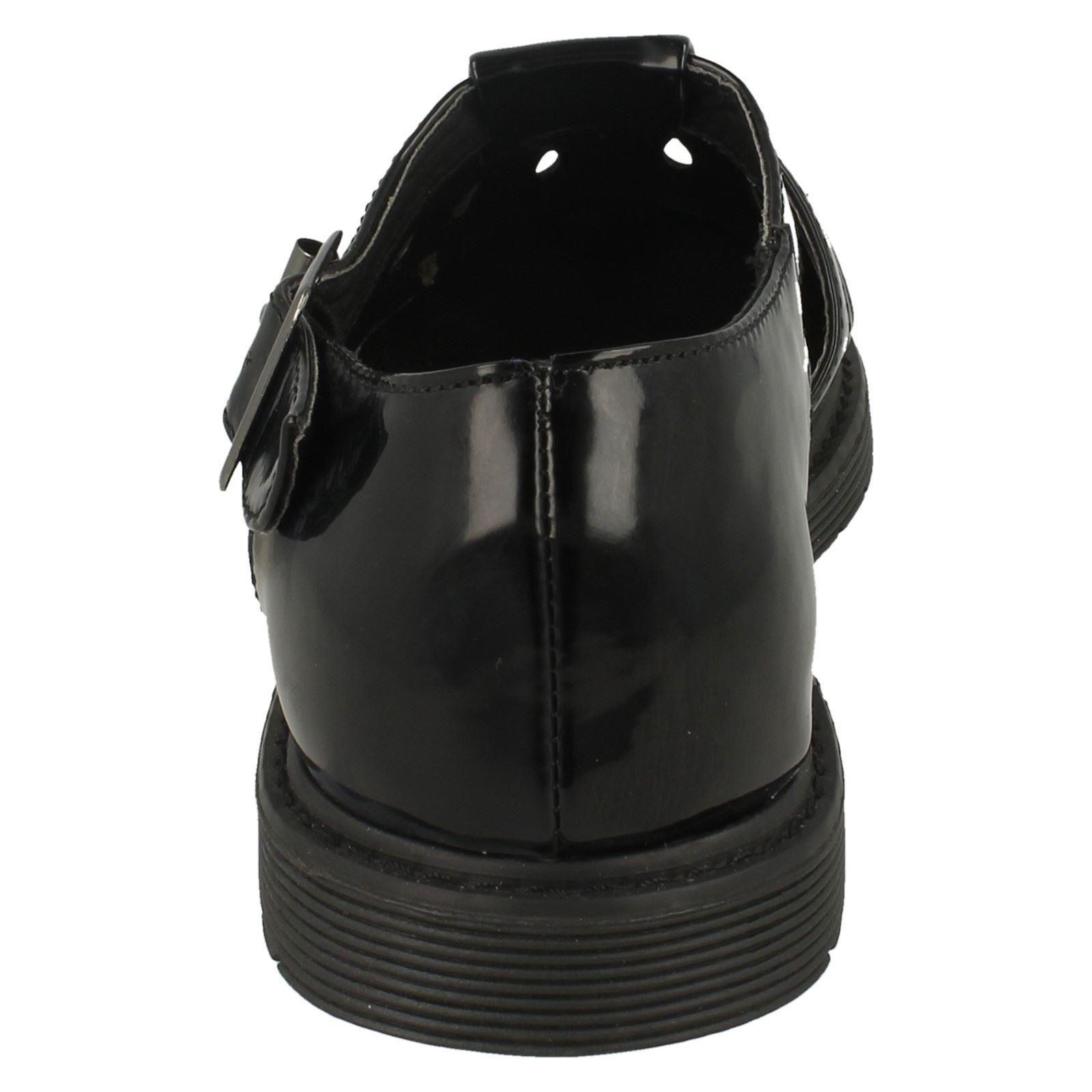 5d05a94b Spot Black Closed On 'Sandals' Toe Girls 4XqTPZwq